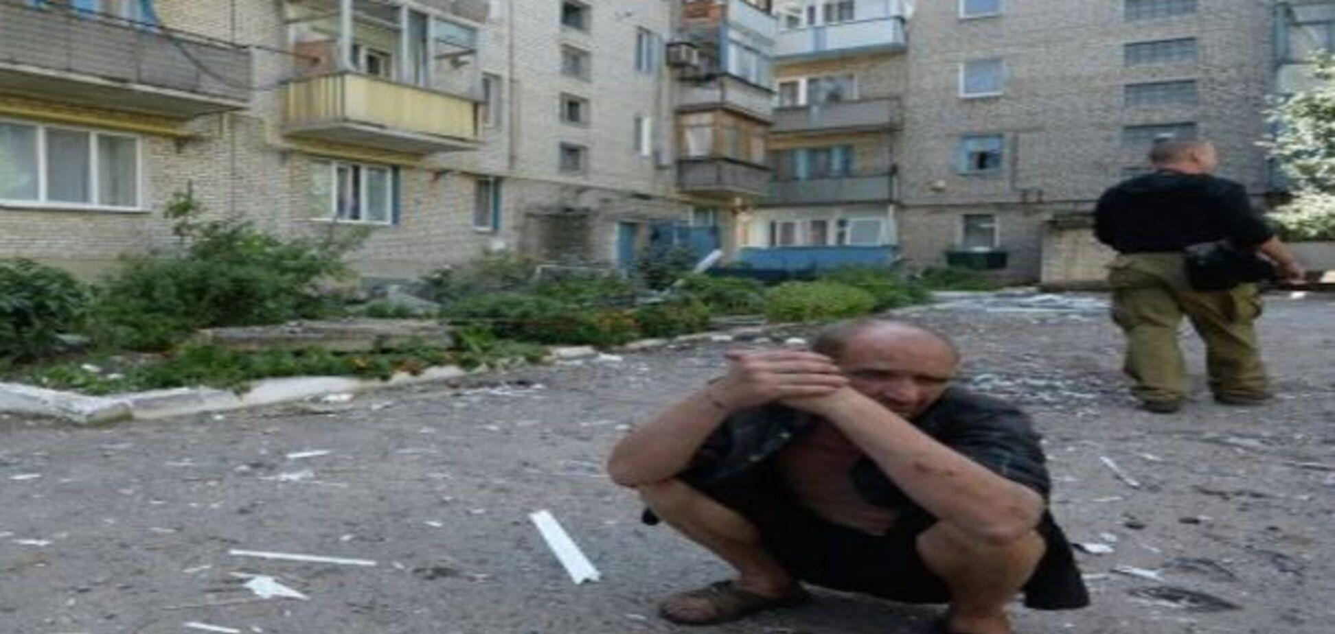 Жители Марьинки: шансов поймать шальной осколок чересчур много