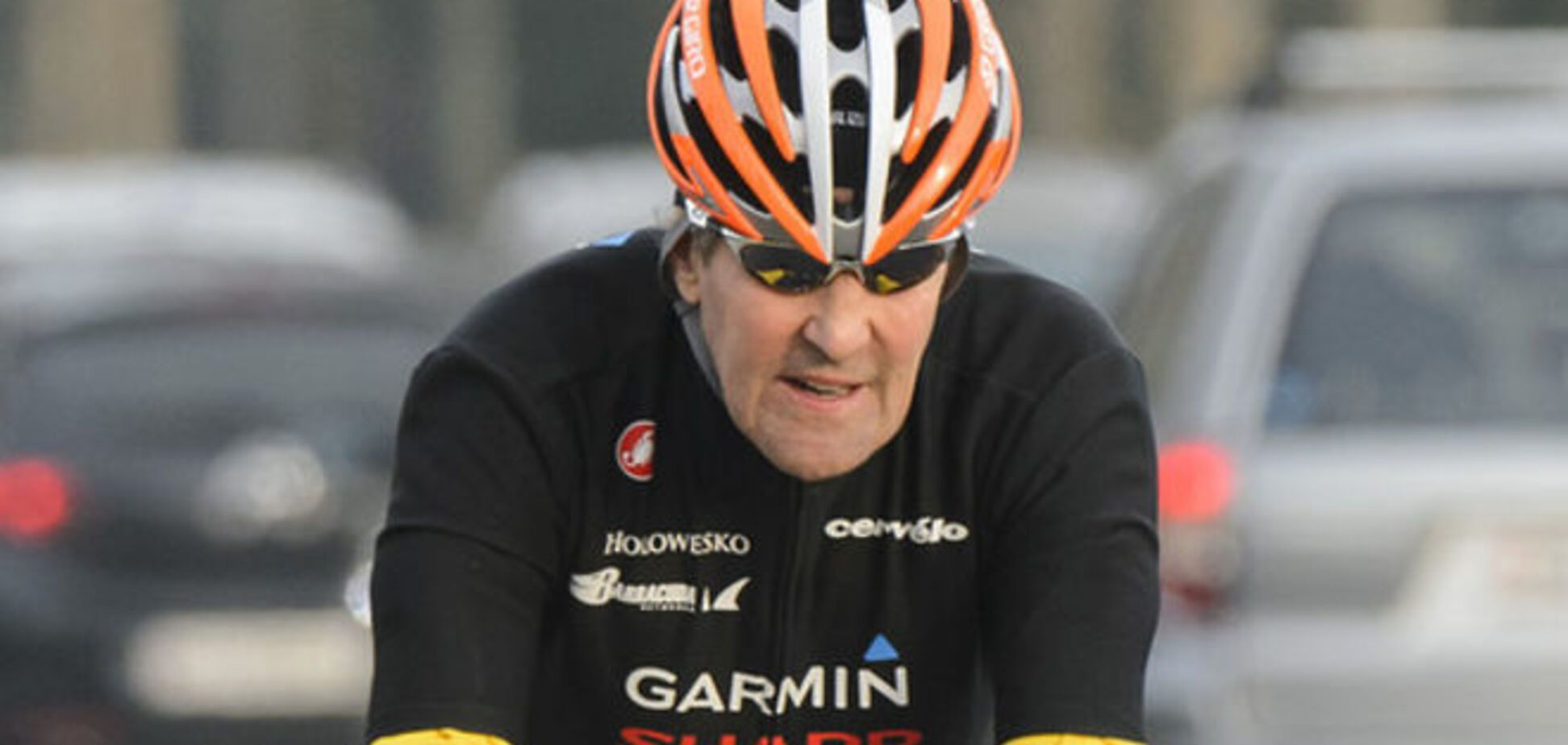 Джон Керри упал с велосипеда: его срочно госпитализировали