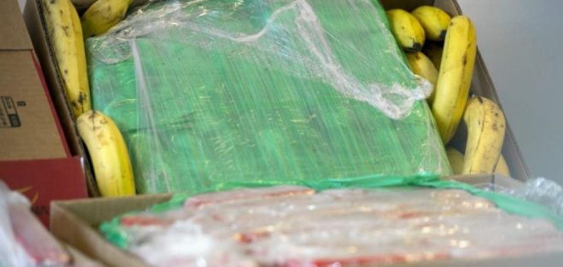 Ошибочка вышла: в берлинские магазины доставили кокаин вместо бананов