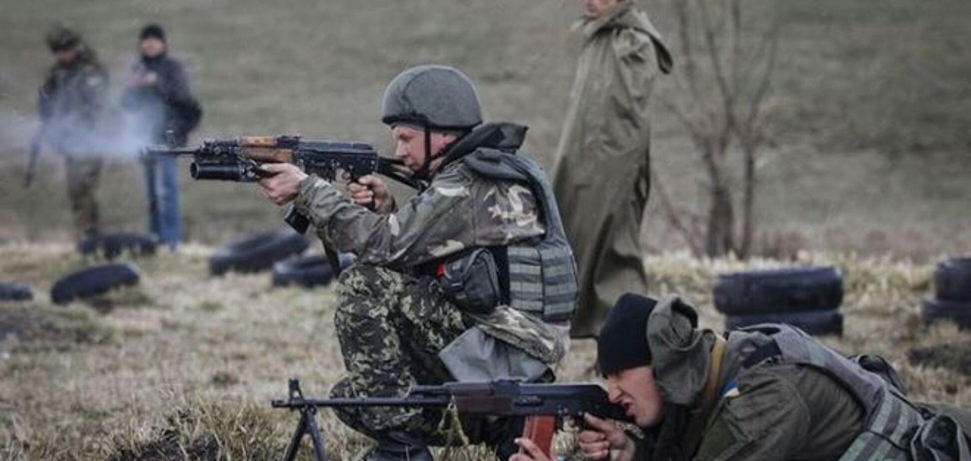 Террористы устроили двухчасовой обстрел Широкино: есть раненые
