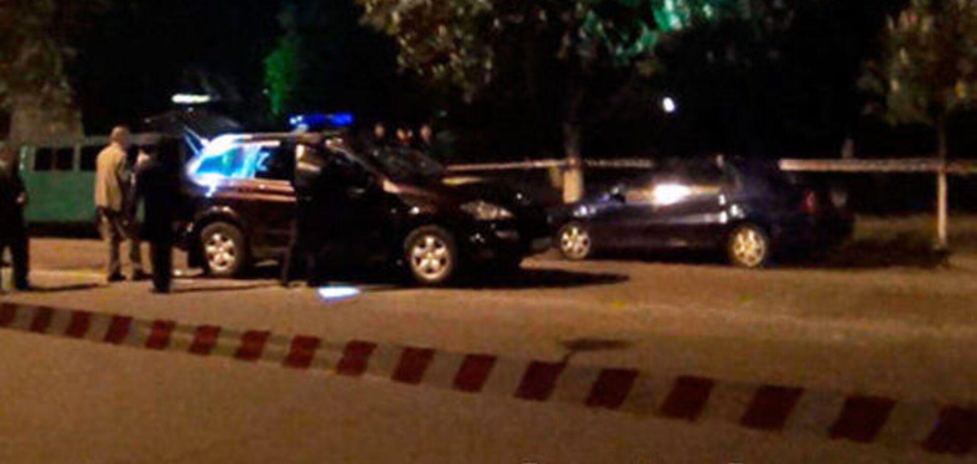 Расстрел милицейских в Киеве: нападавших отправили под стражу