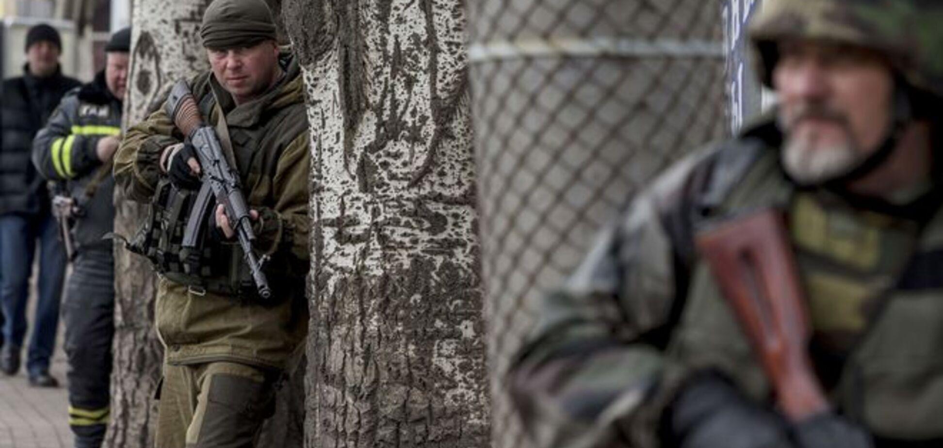 Террористы атаковали силы АТО под Артемовском: есть погибшие и раненные