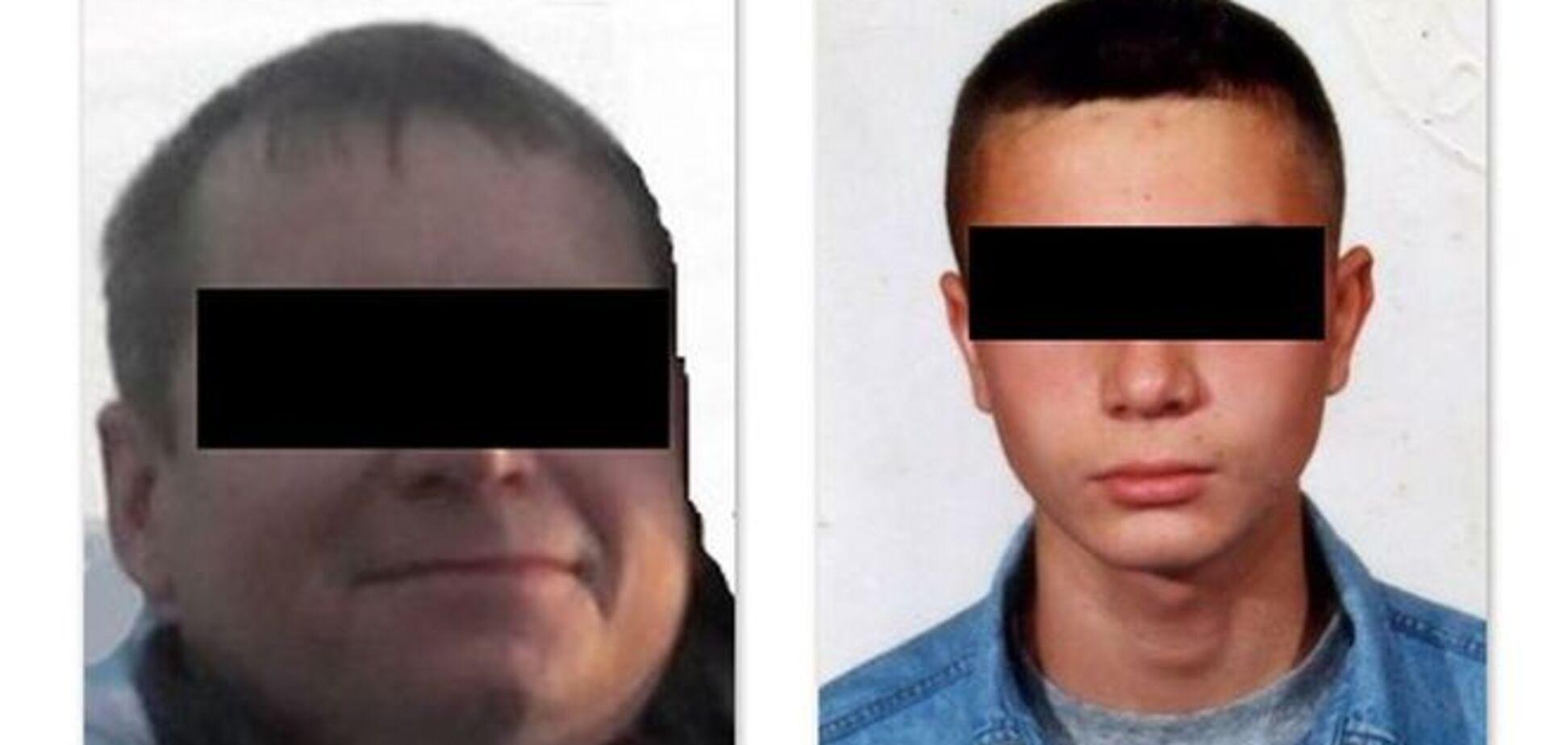 На Донеччині затримали двох небезпечних злочинців: фотофакт