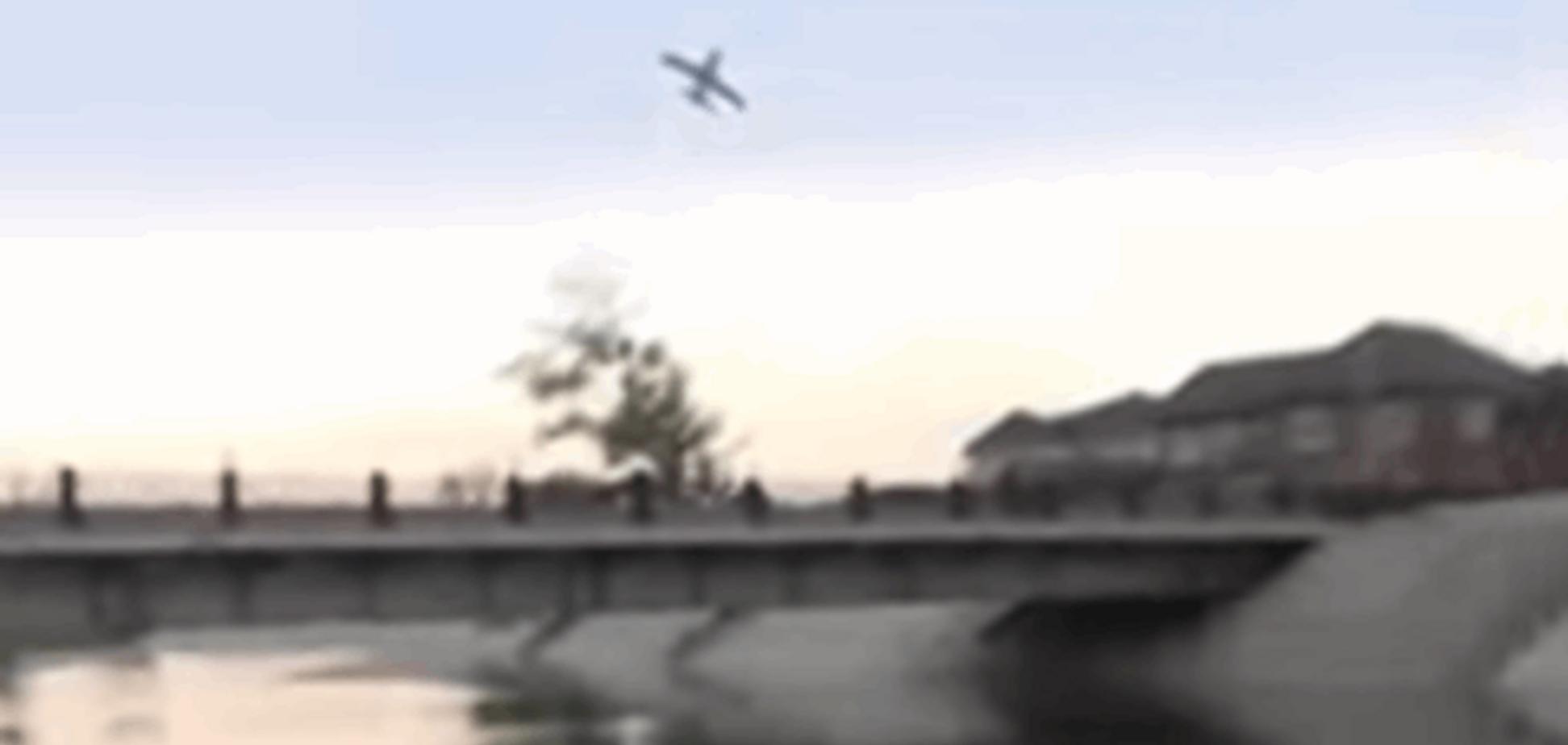 'Зайнята людина!' Кадиров ганяв ворон безпілотником: Відеофакт