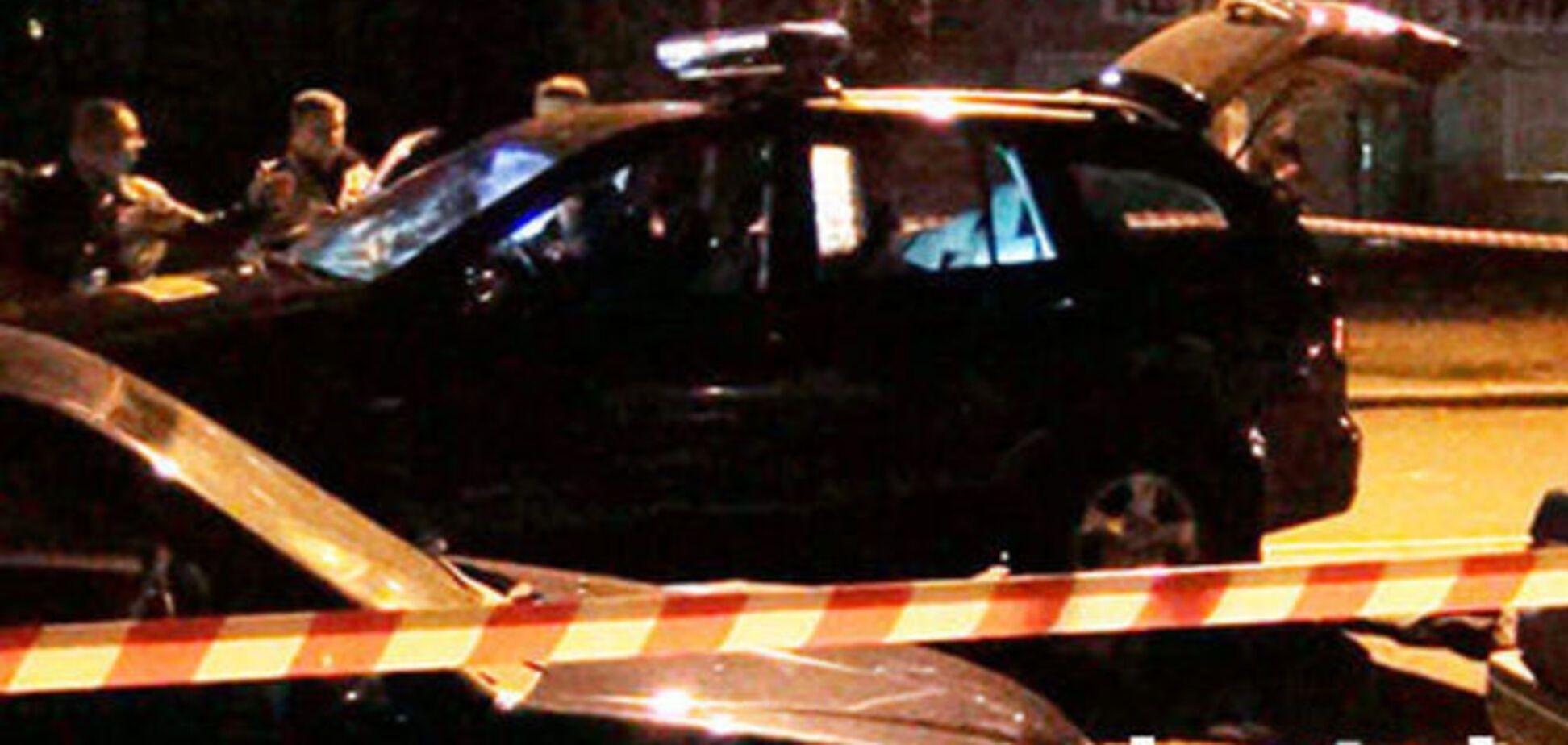 После расстрела патруля киевской милиции дадут 10 бронированных автомобилей