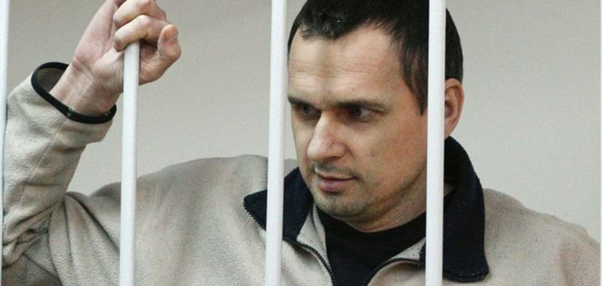 Сенцов в суде предрек крах путинской России