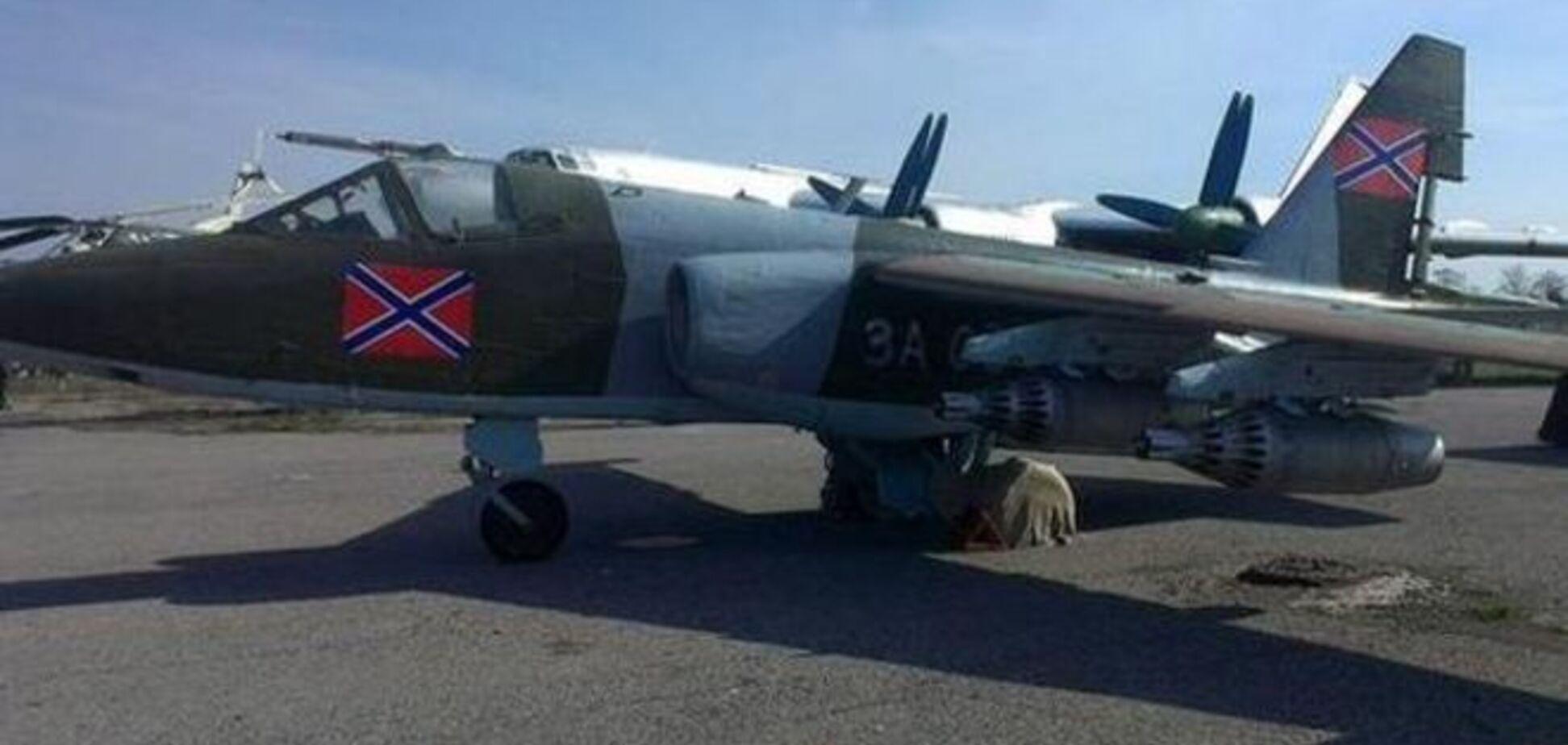 Безкрила 'авіація' беззубої 'ЛНР': терористи погрожують атакувати літаком без керма, фотофакт
