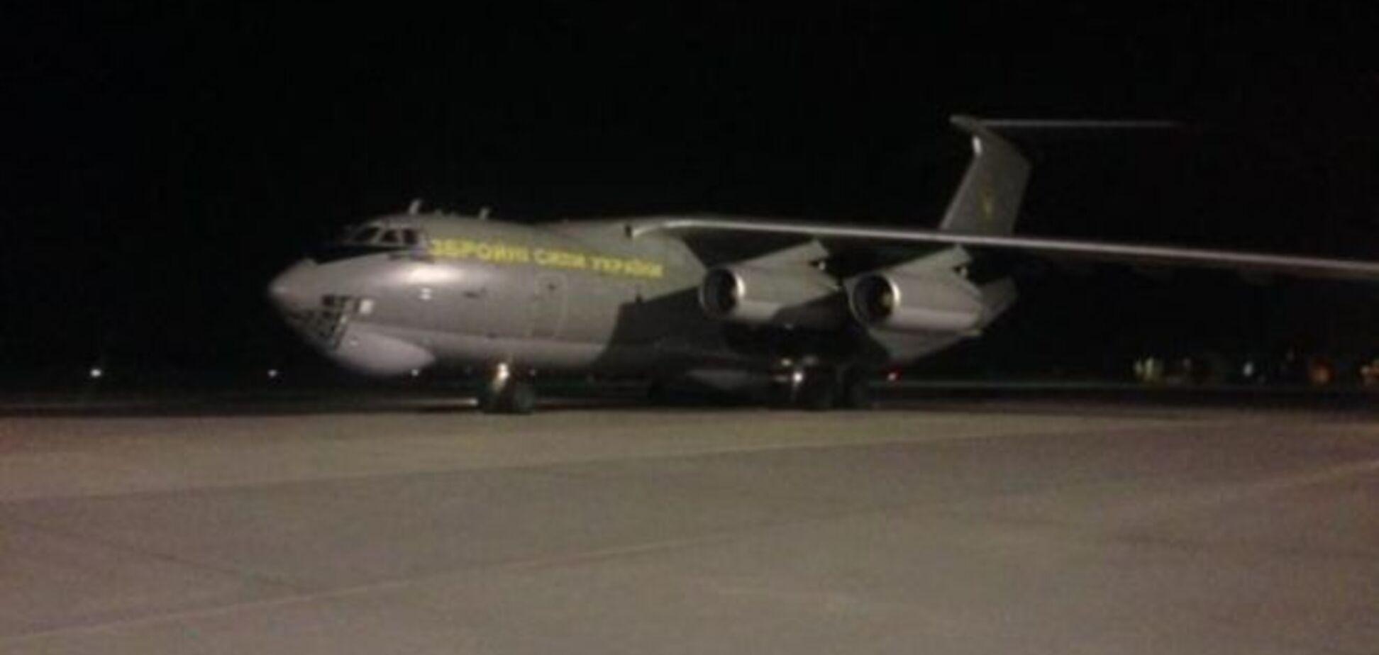 Пилот Ил-76 рассказал подробности эвакуации украинцев из Непала
