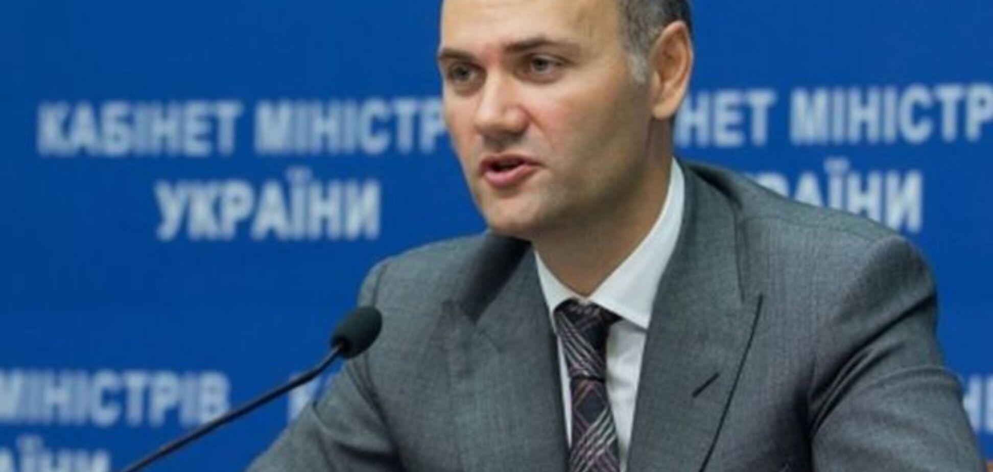 У ГПУ розповіли про арештоване майно екс-міністра Колобова