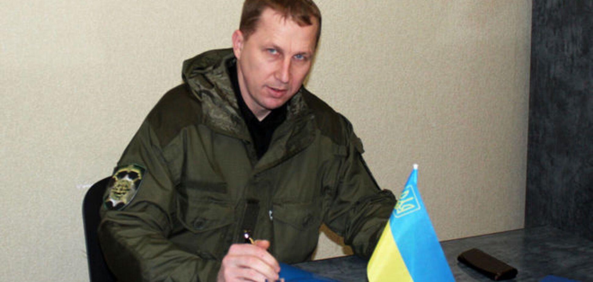 У МВС Донеччини розповіли де терористи воюють з російськими козаками