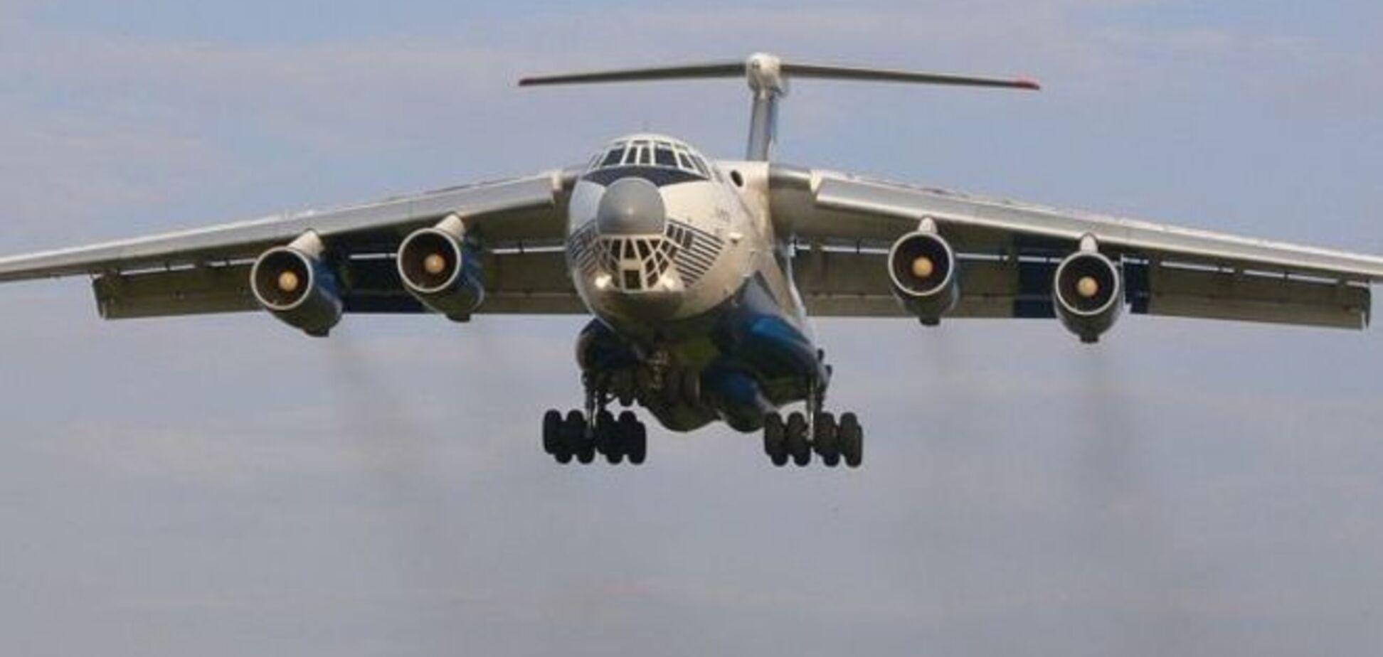 В Минобороны объяснили, почему в Непал отправили Ил-76