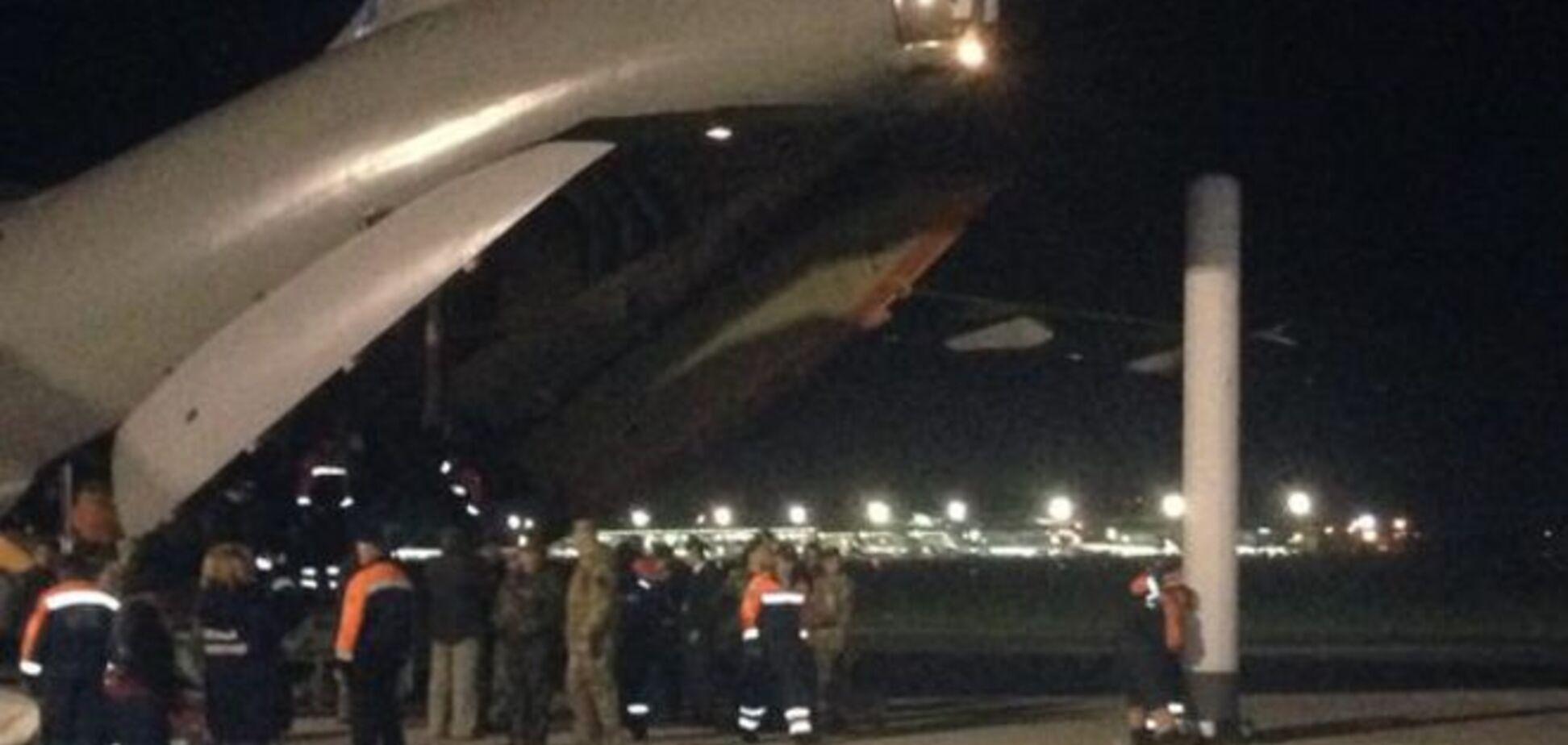 Наконец-то! Самолет с украинцами из Непала сел в 'Борисполе'