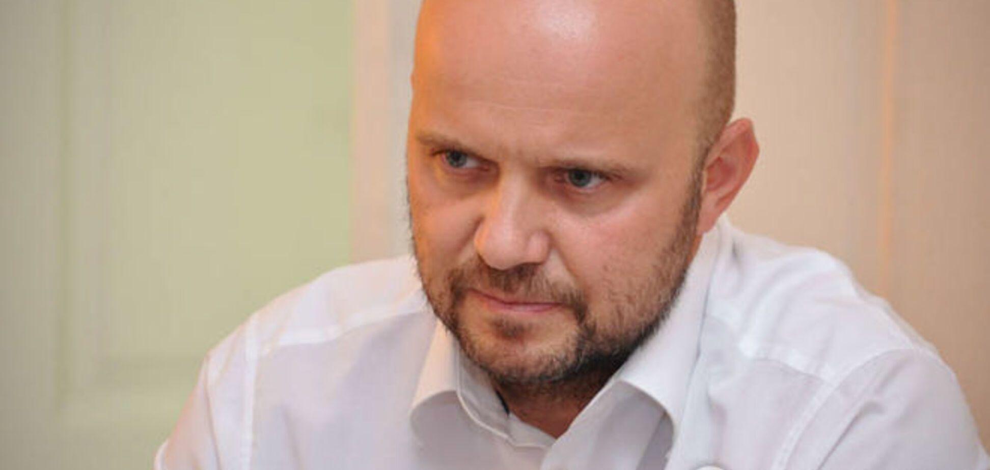 Юрий Тандит: украинских военных удерживают в российском плену