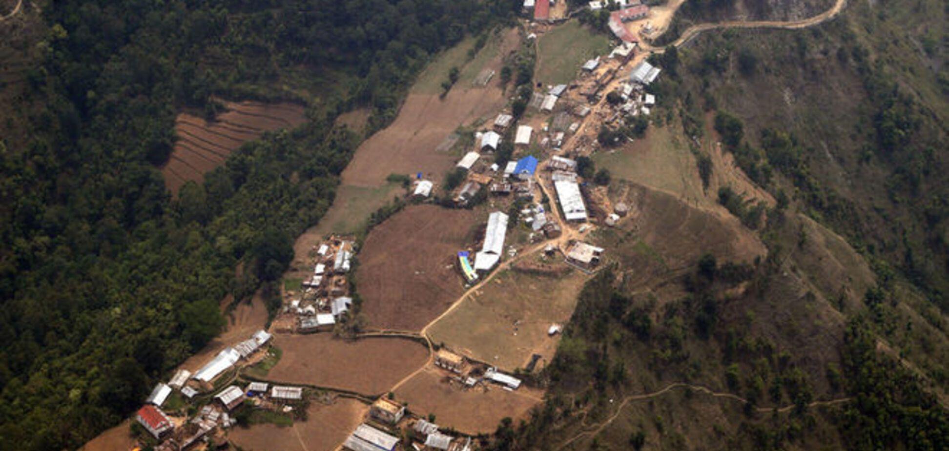 В Непале до сих пор не вышли на связь 38 украинцев