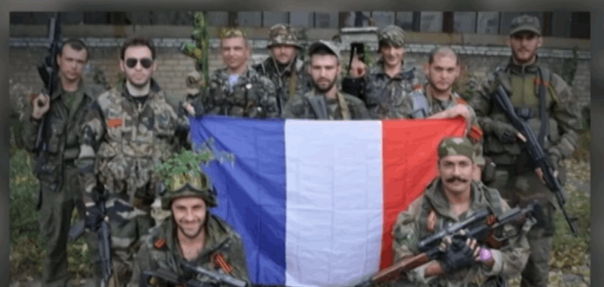 На боці терористів 'ДНР' воює 'французький легіон': відео розслідування