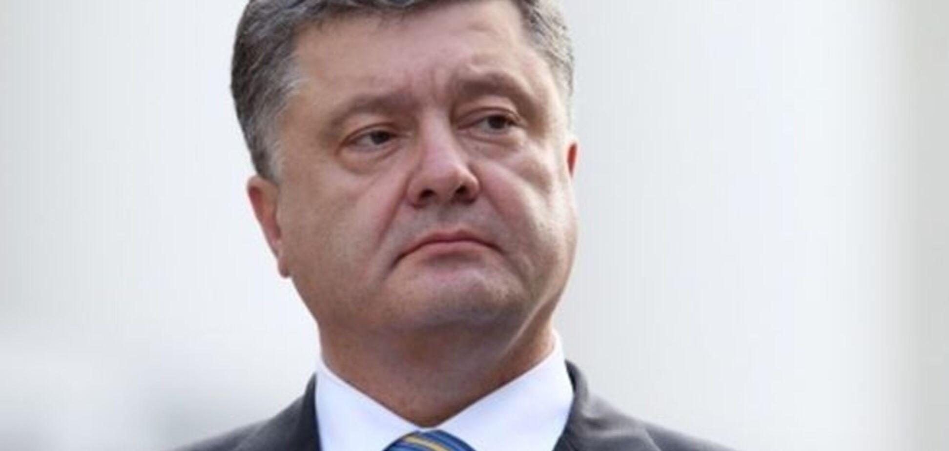 Русскоязычные бойцы АТО доказывают свою любовь к Украине не языком - Порошенко