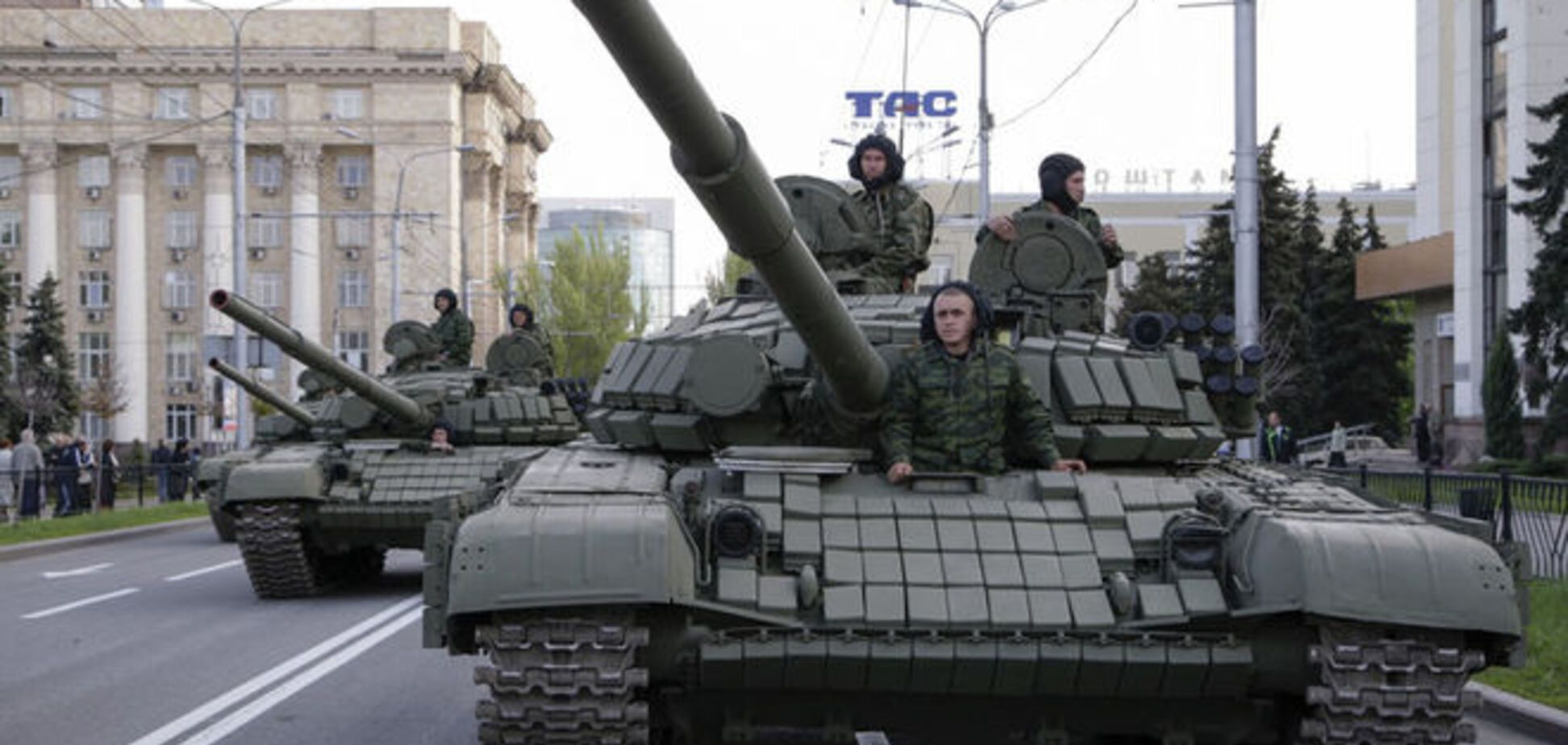 Чи підуть бойовики в наступ після 9 травня: прогнози і думки