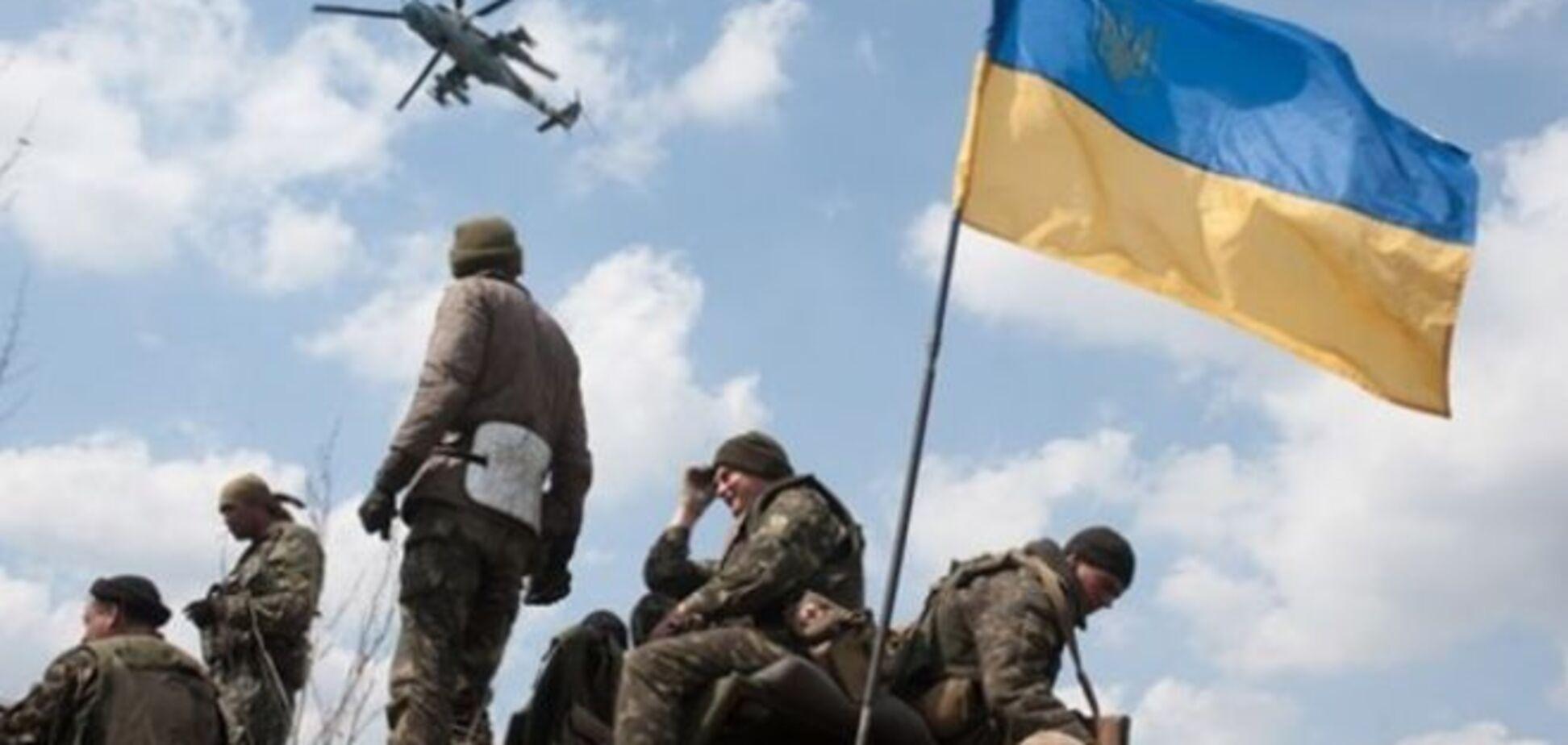Военные АТО отбили атаку диверсантов под Донецком