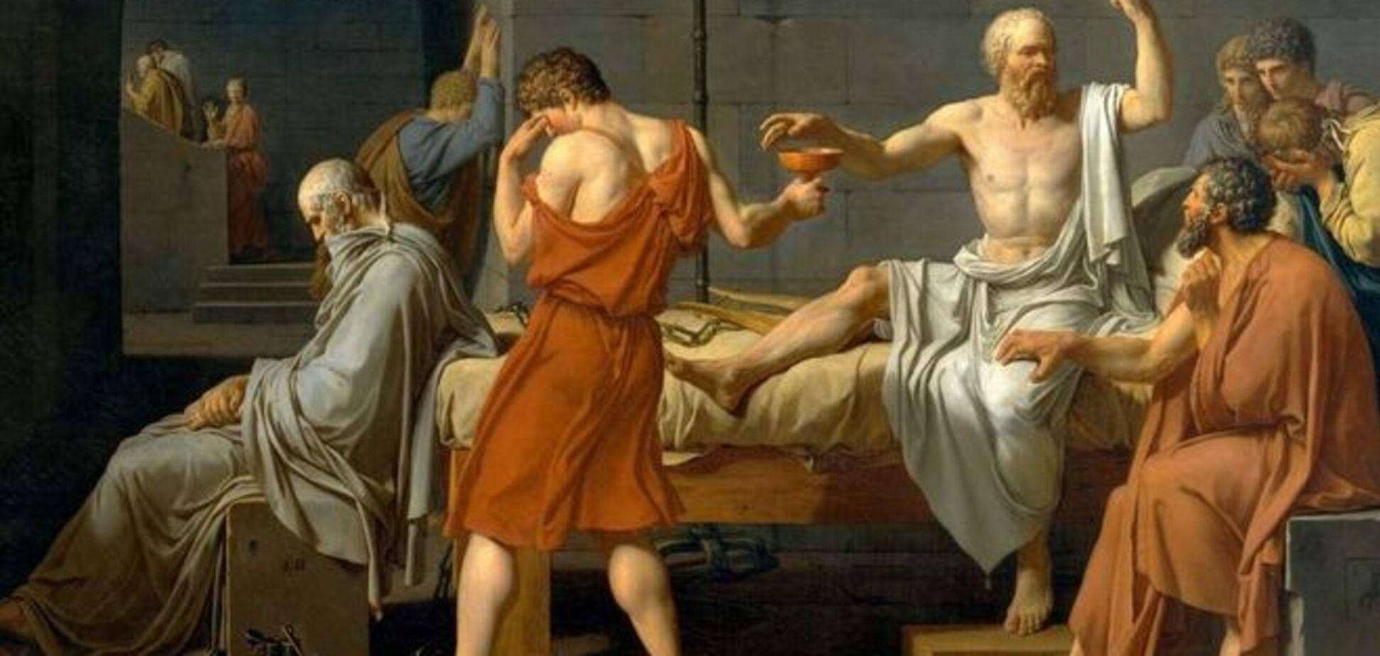 Чем Сократ отличался от ватника