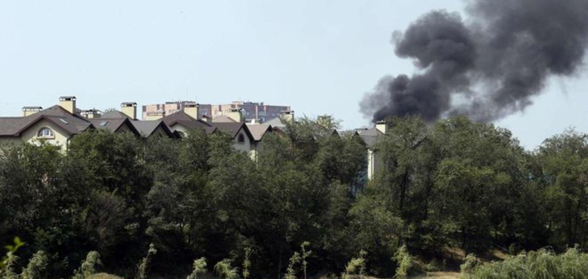 ОБСЕ зафиксировала 300 взрывов на Донецком направлении