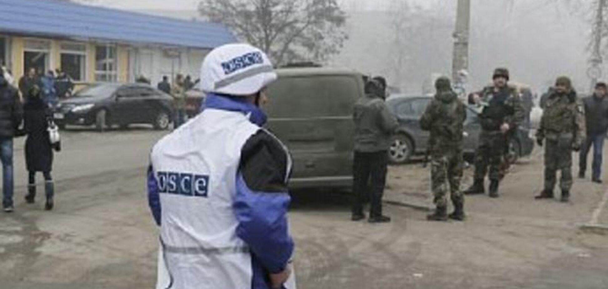 ОБСЕ заявила о несовершеннолетних девушках и парнях с оружием в рядах террористов