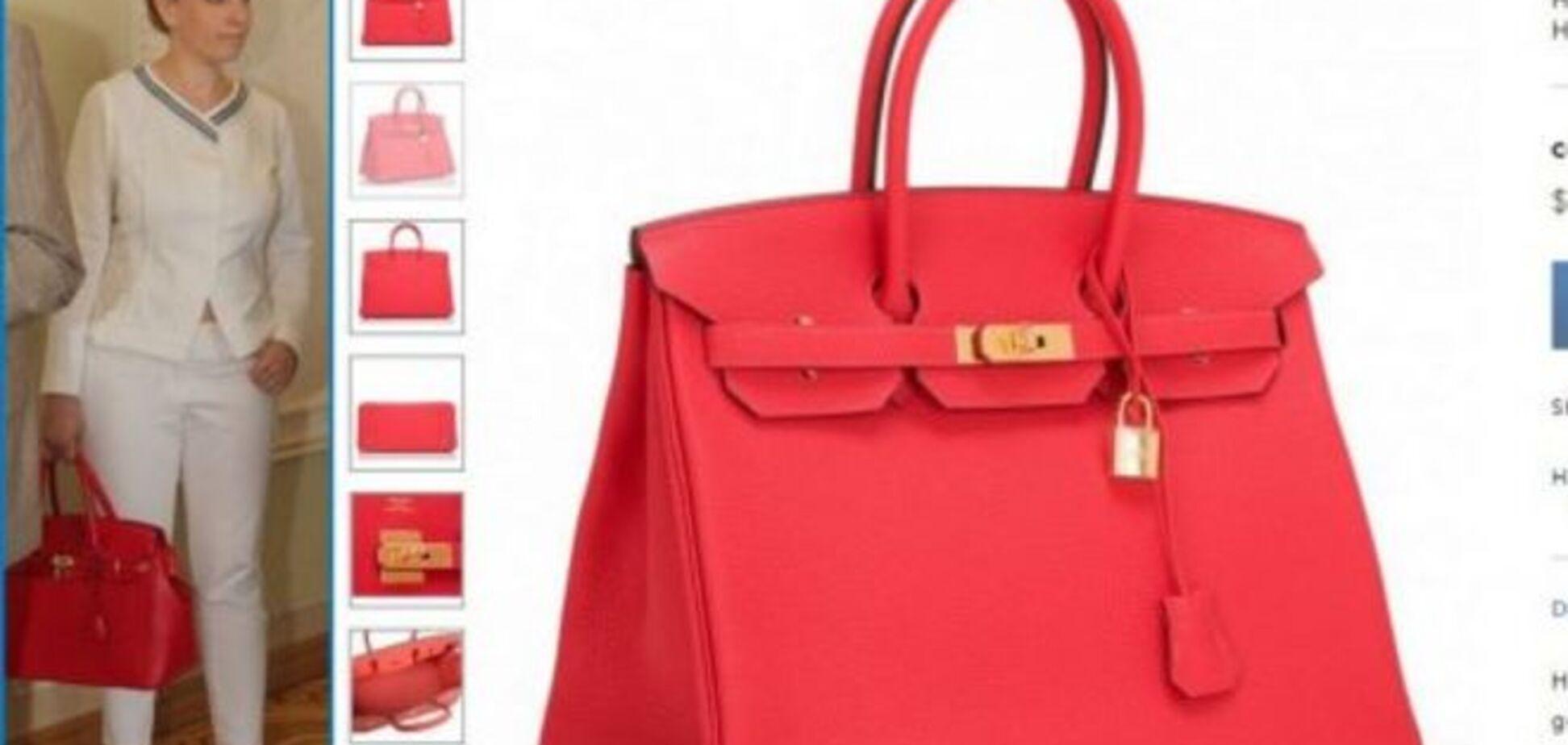 Контрафакт в Раді: як підроблена сумка Продан спровокувала скандал