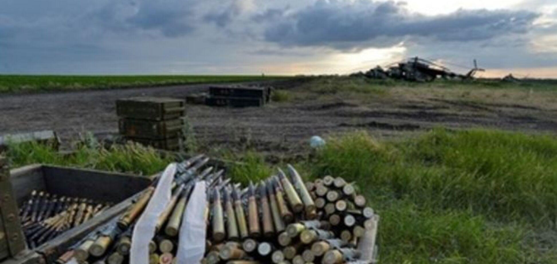Три спецназовца подорвались на гранате в Луганской области