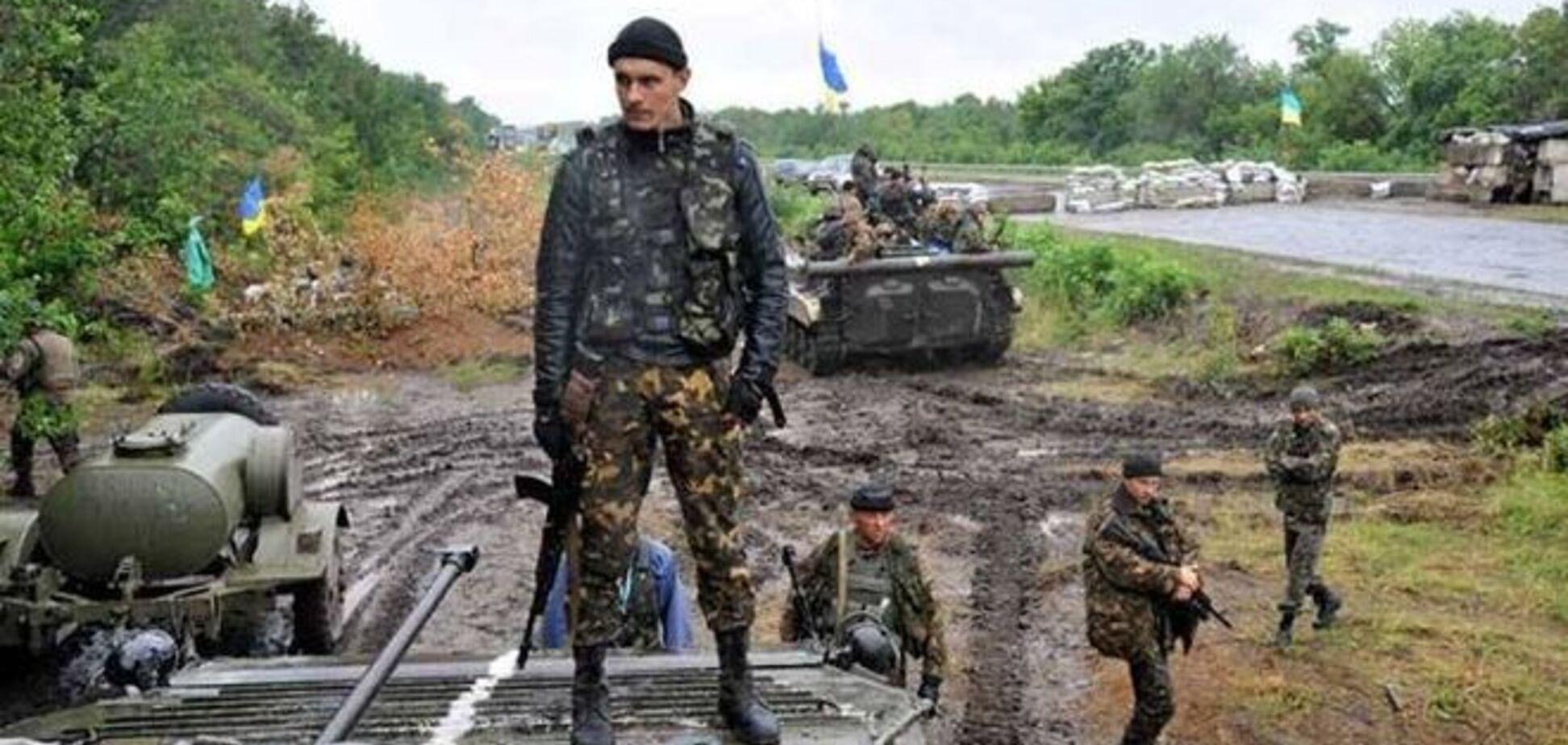 Штаб АТО назвал самые горячие точки на Донбассе