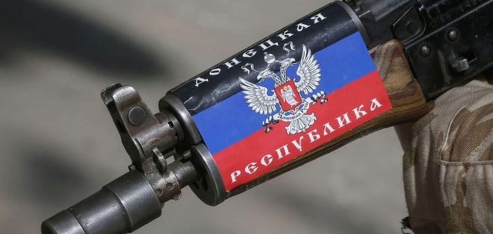 Главари террористов  'ДНР' даже в супермаркеты боятся заходить без охраны