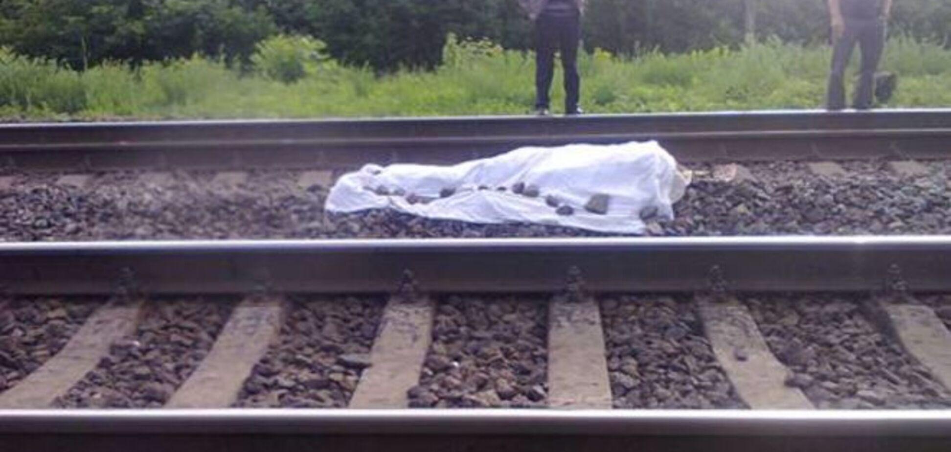 По дороге в воинскую часть боец ВСУ выбросился из поезда