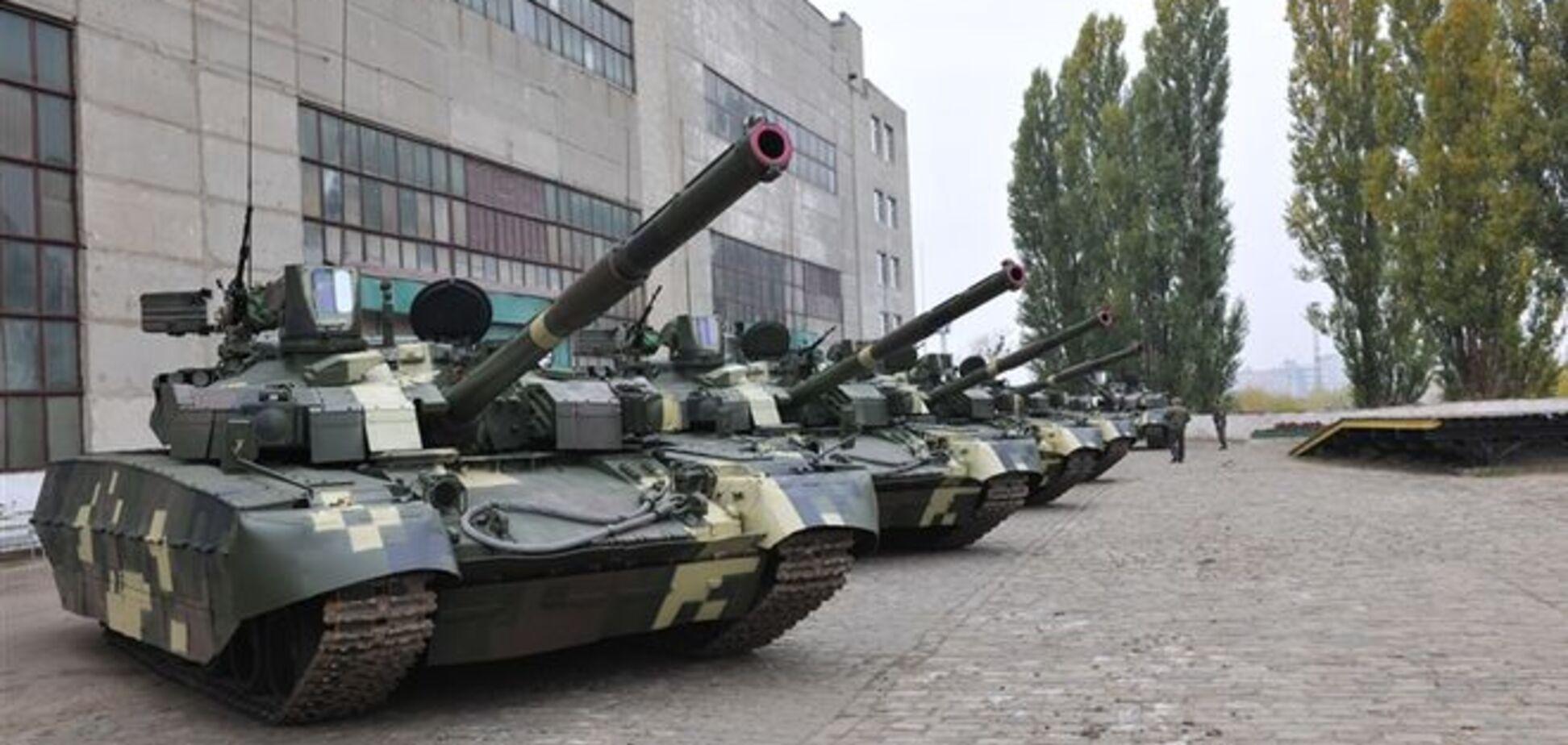 Уволен глава крупнейшего танкового завода Украины
