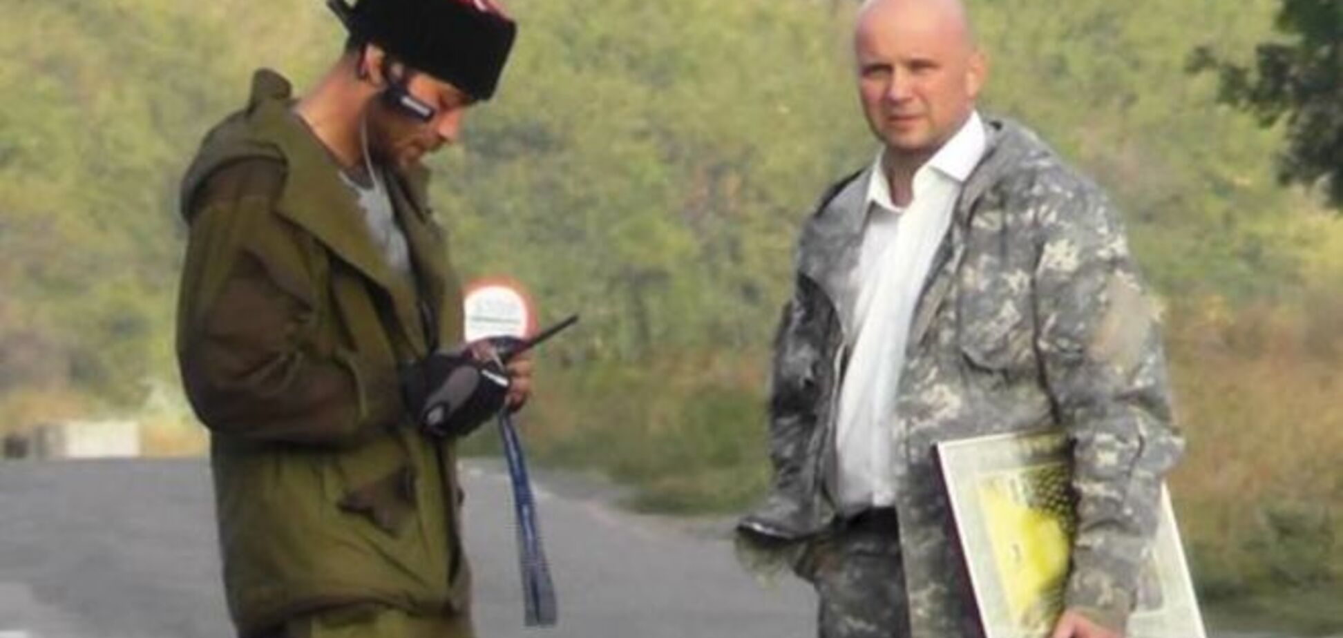 На Донбассе воюет не простая российская армия, а спецвойска - Тандит