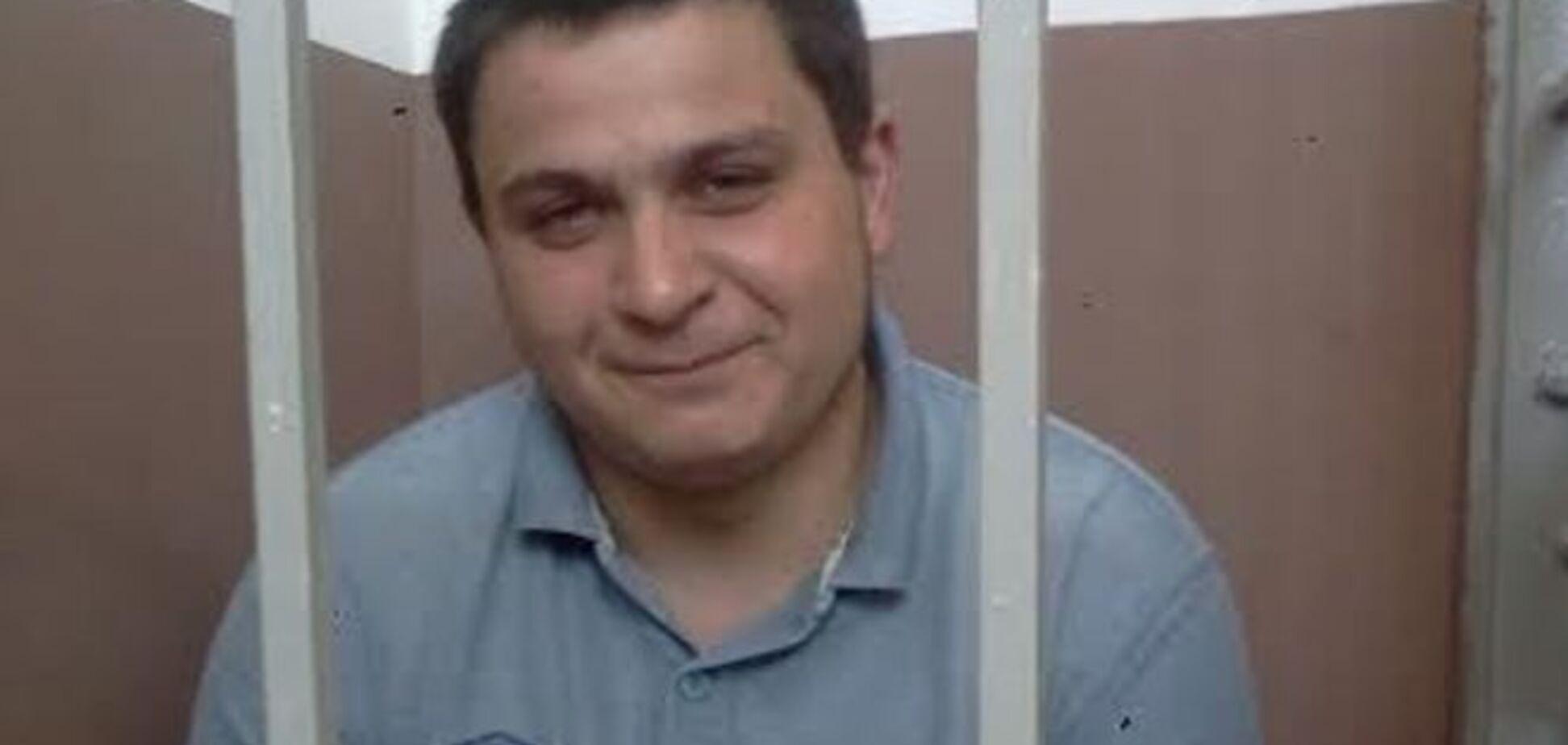 Первый член партизанской группы 'Равлик' освобожден из СИЗО