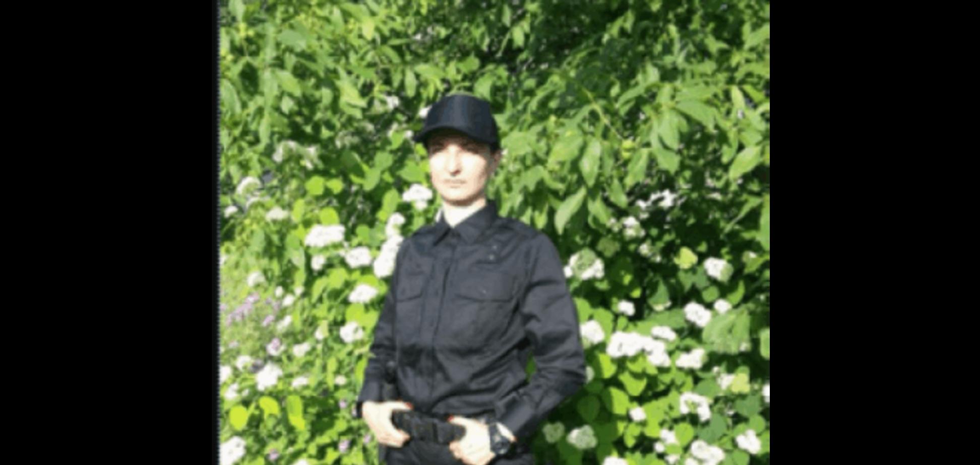 Как будут выглядеть будущие украинские полицейские: фотофакт