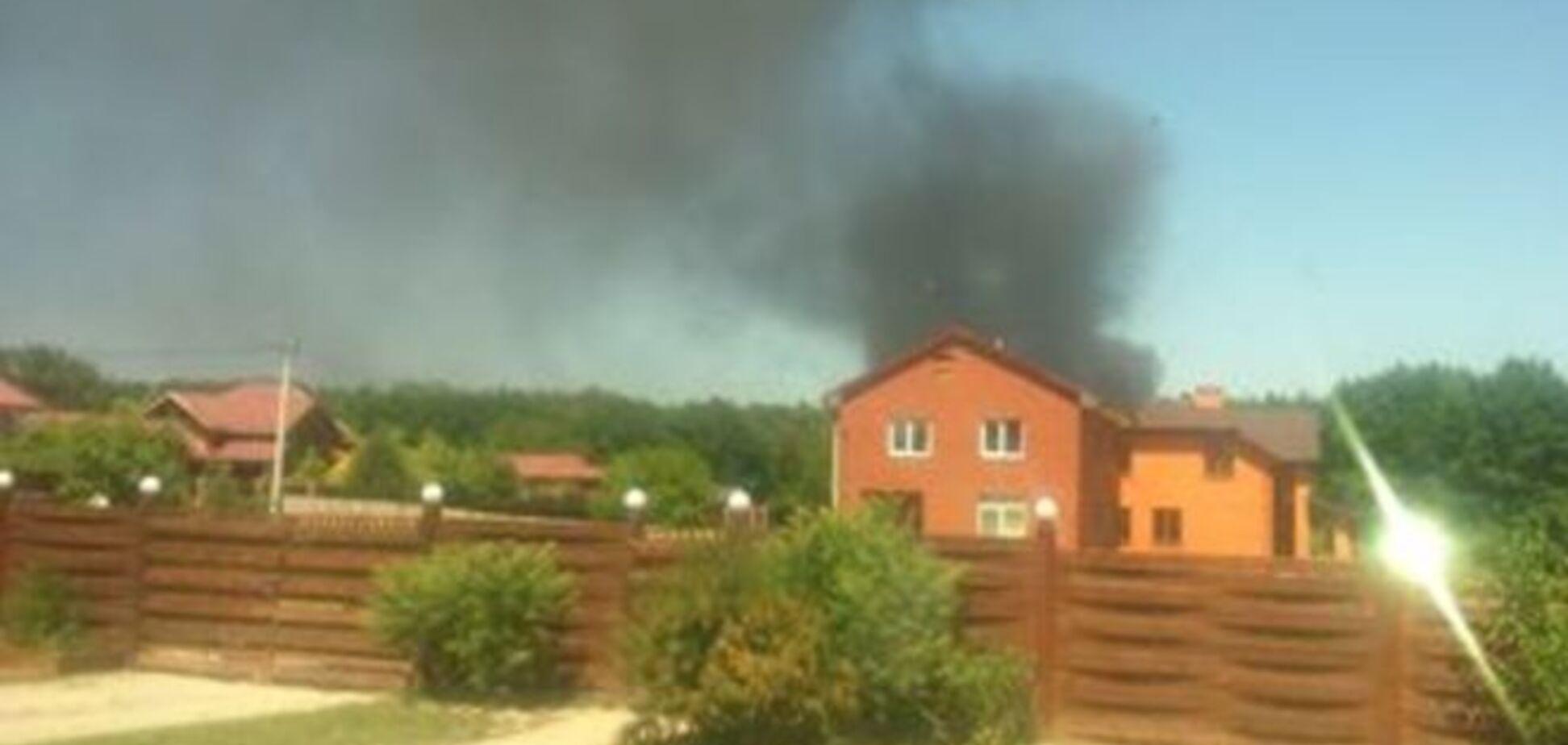 Без паники! Мэр Василькова пролил свет на ситуацию с пожаром