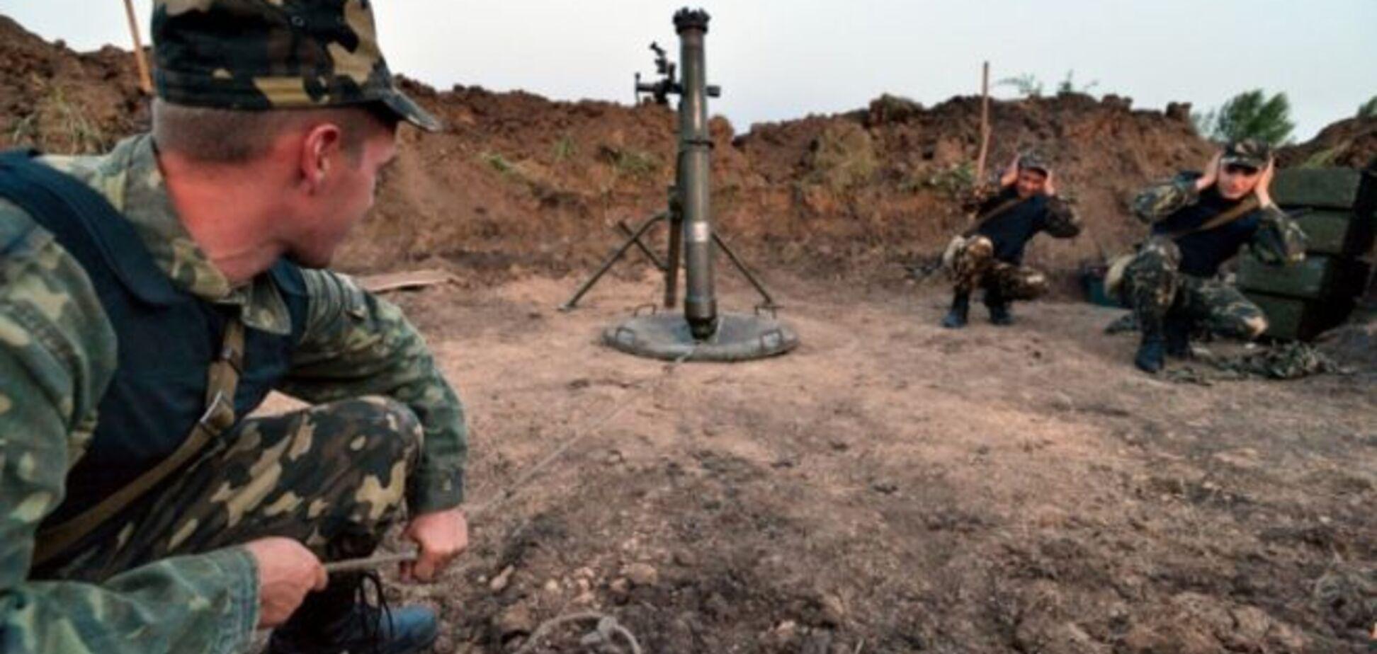 В штабе АТО заявили об обострении ситуации на Донецком направлении