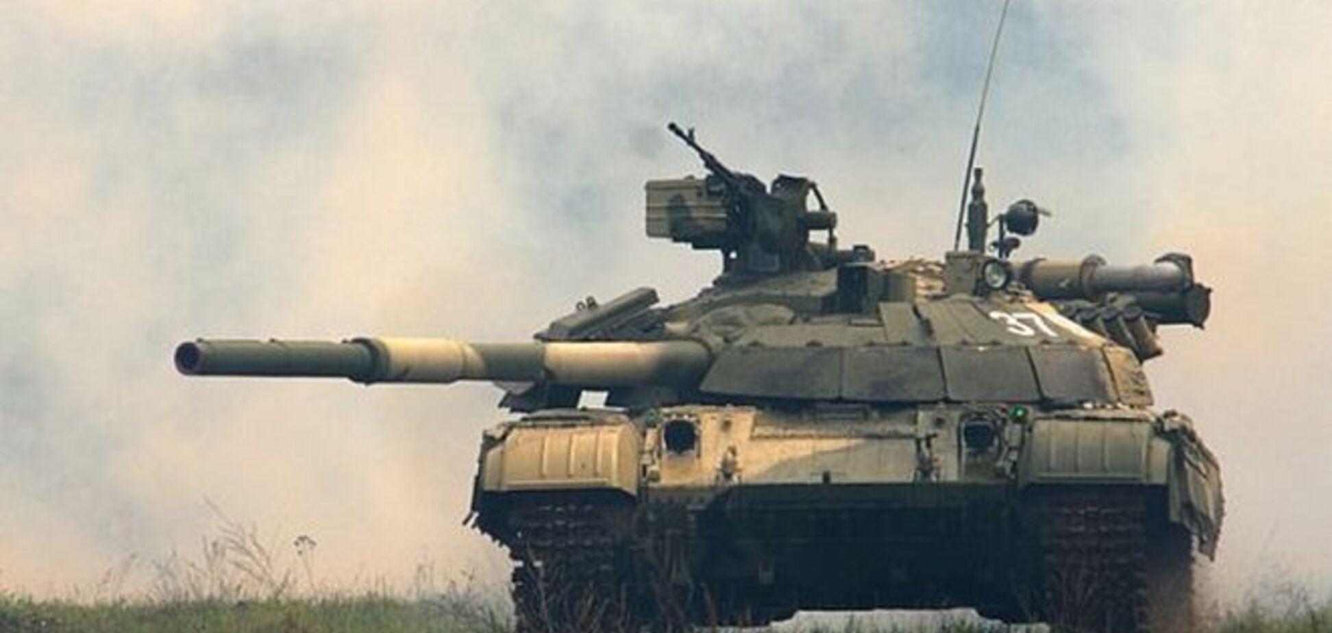 Террористы в ходе танковых атак используют тактику 'качающийся маятник'