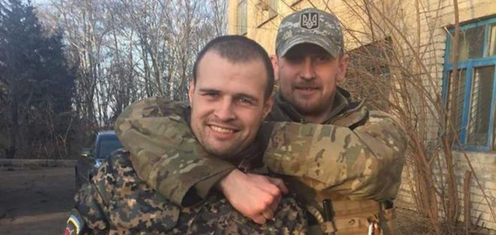 'Киборг' Маршал о главе новой патрульной полиции Киева: мы его уговорили!