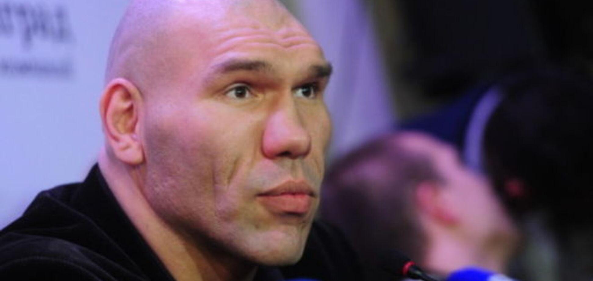 'Російський гігант' Валуєв шокував заявою про Кличка