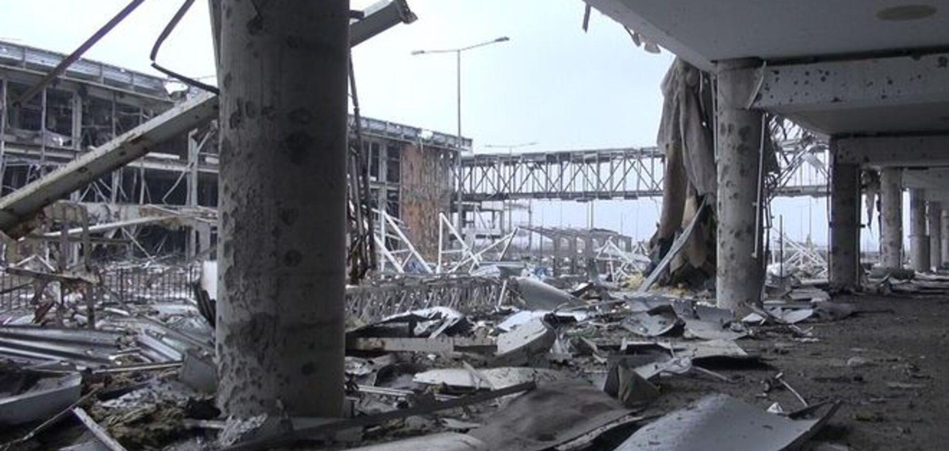 Украина и Россия трижды пытались остановить насилие у донецкого аэропорта - ОБСЕ