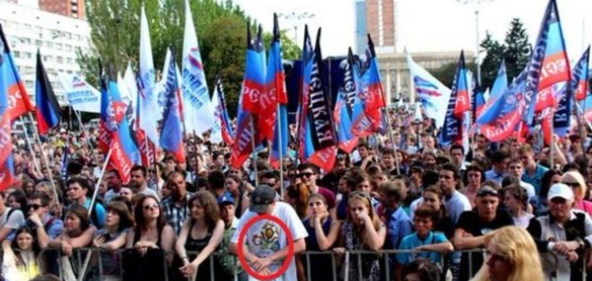 'Я и бал'. На 'республиканском' выпускном школьникам вручили бумажки 'ДНР': фото и видео гуляний