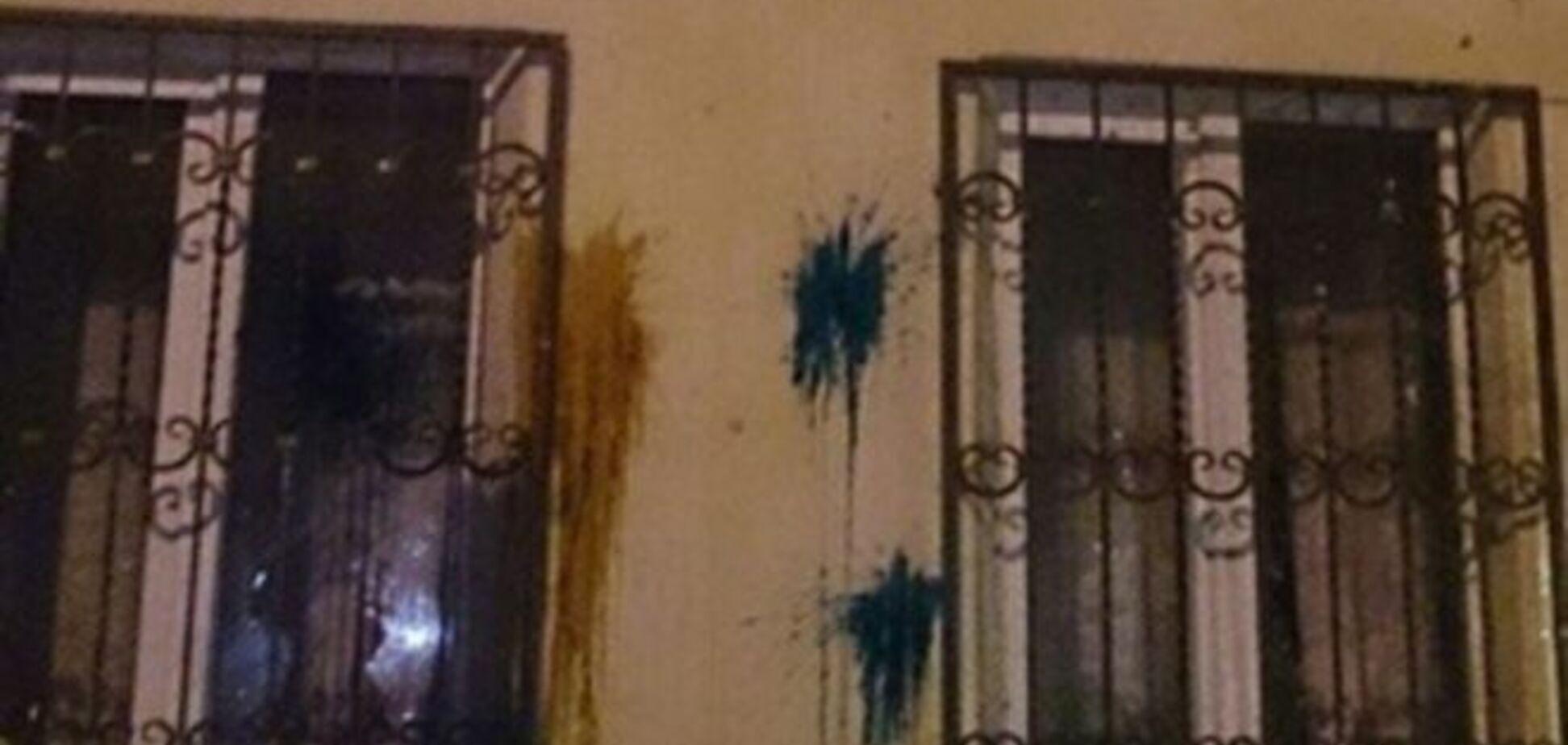 МИД: нападение на консульство Украины в Ростове снимали для росТВ