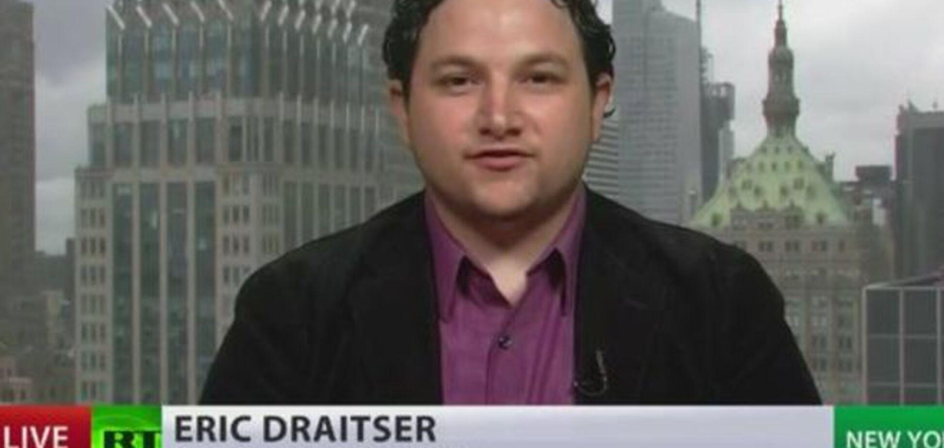 'Фокусники' из росСМИ 'превратили' торговца из США в политолога: фотодоказательства