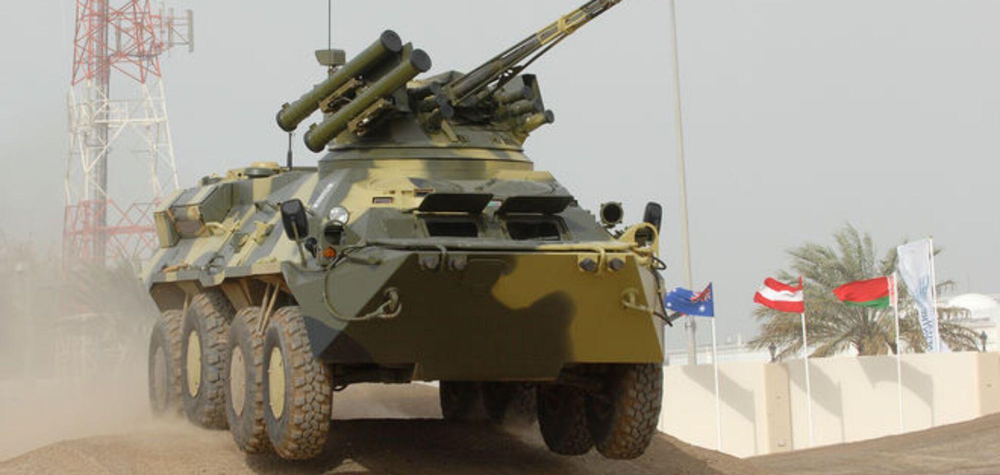 Директор Львовского бронетанкового завода лишился должности за срыв выпуска БТР