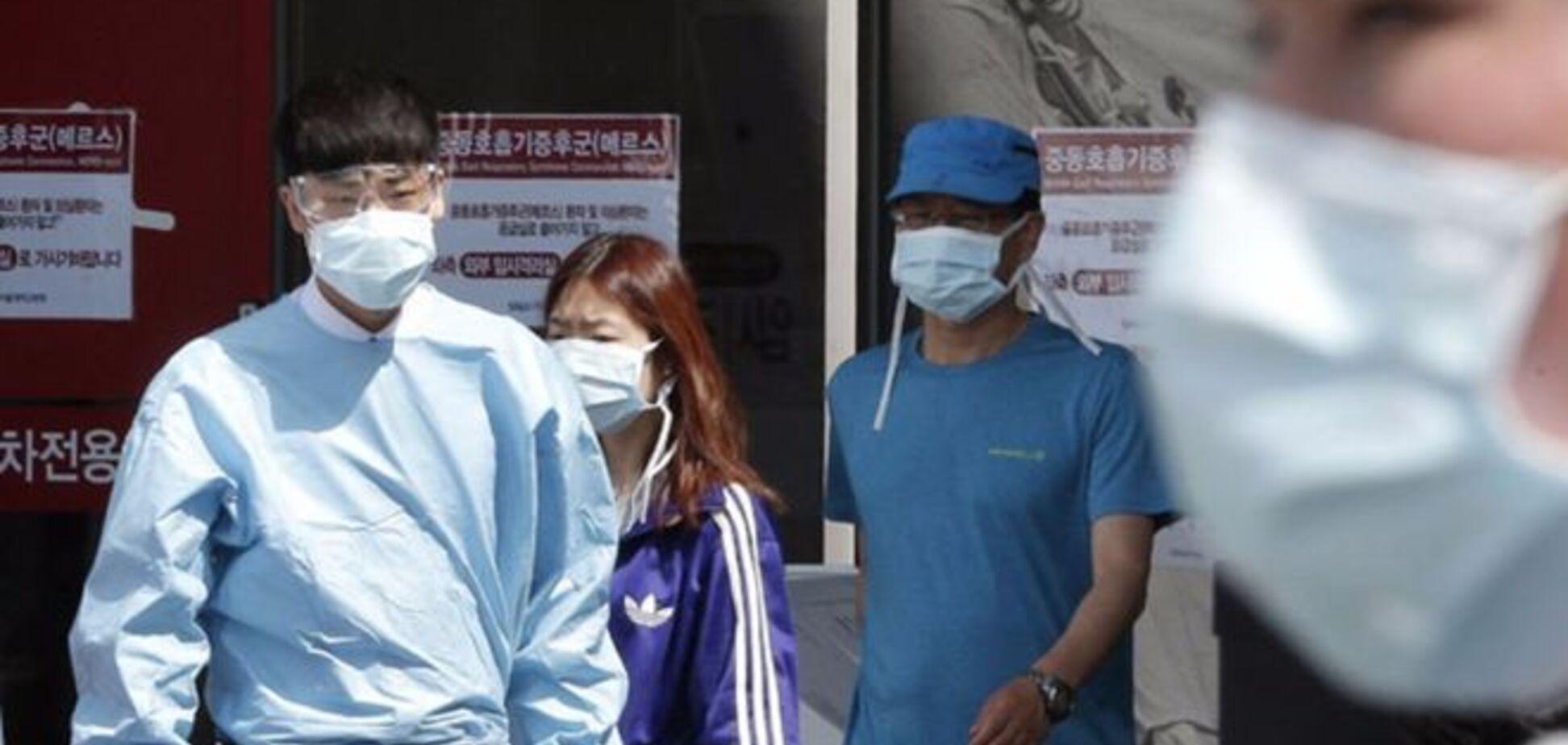 Смертельный вирус MERS в Южной Корее распространили врачи