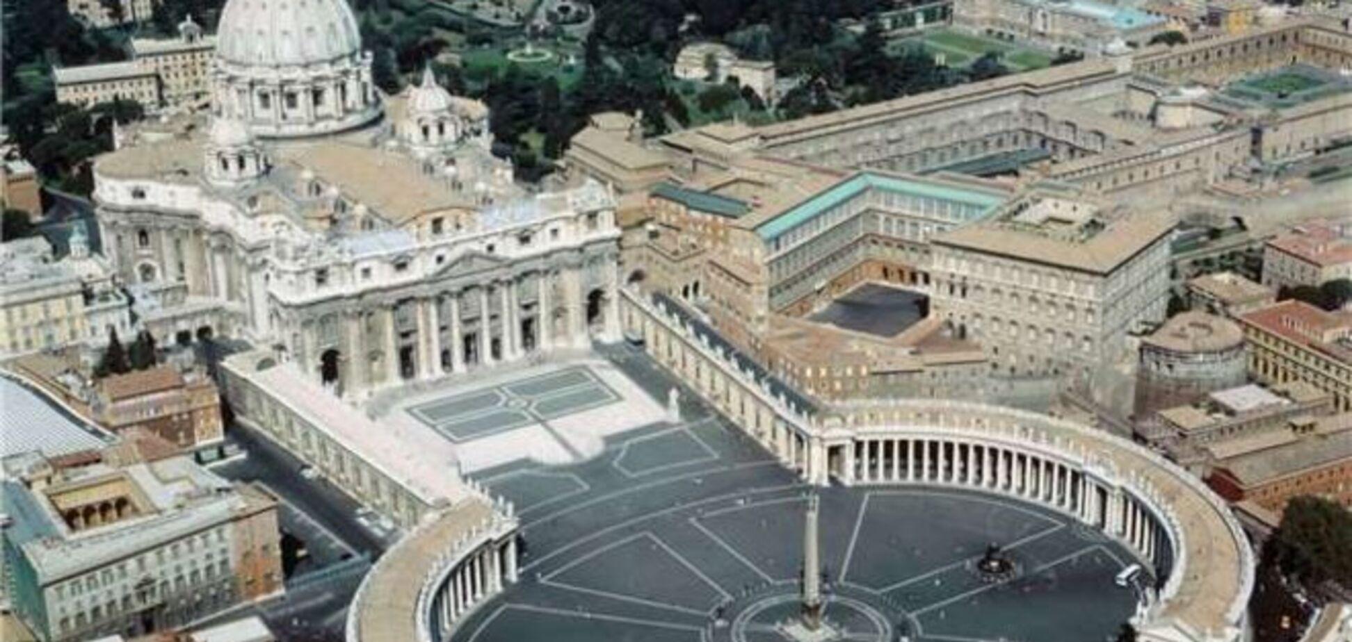 Путин прячет свои деньги в банке Ватикана