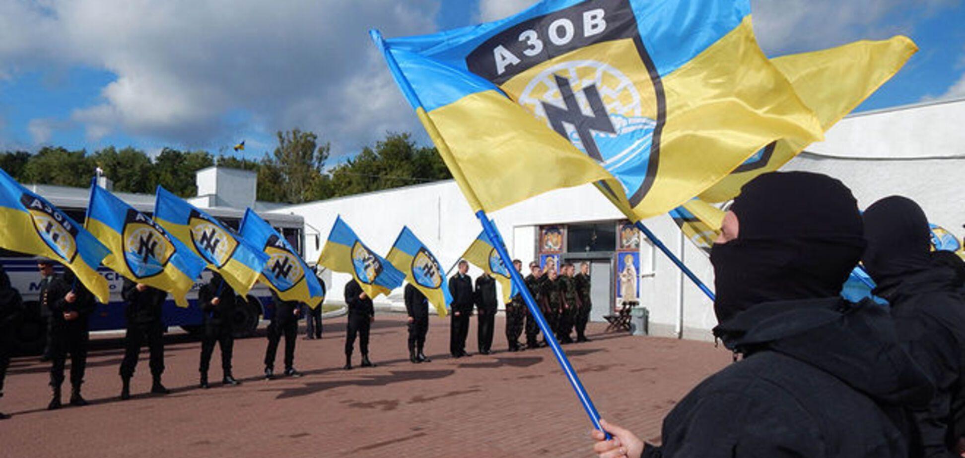 Полк 'Азов' обнародовал свои потери за время АТО на Донбассе