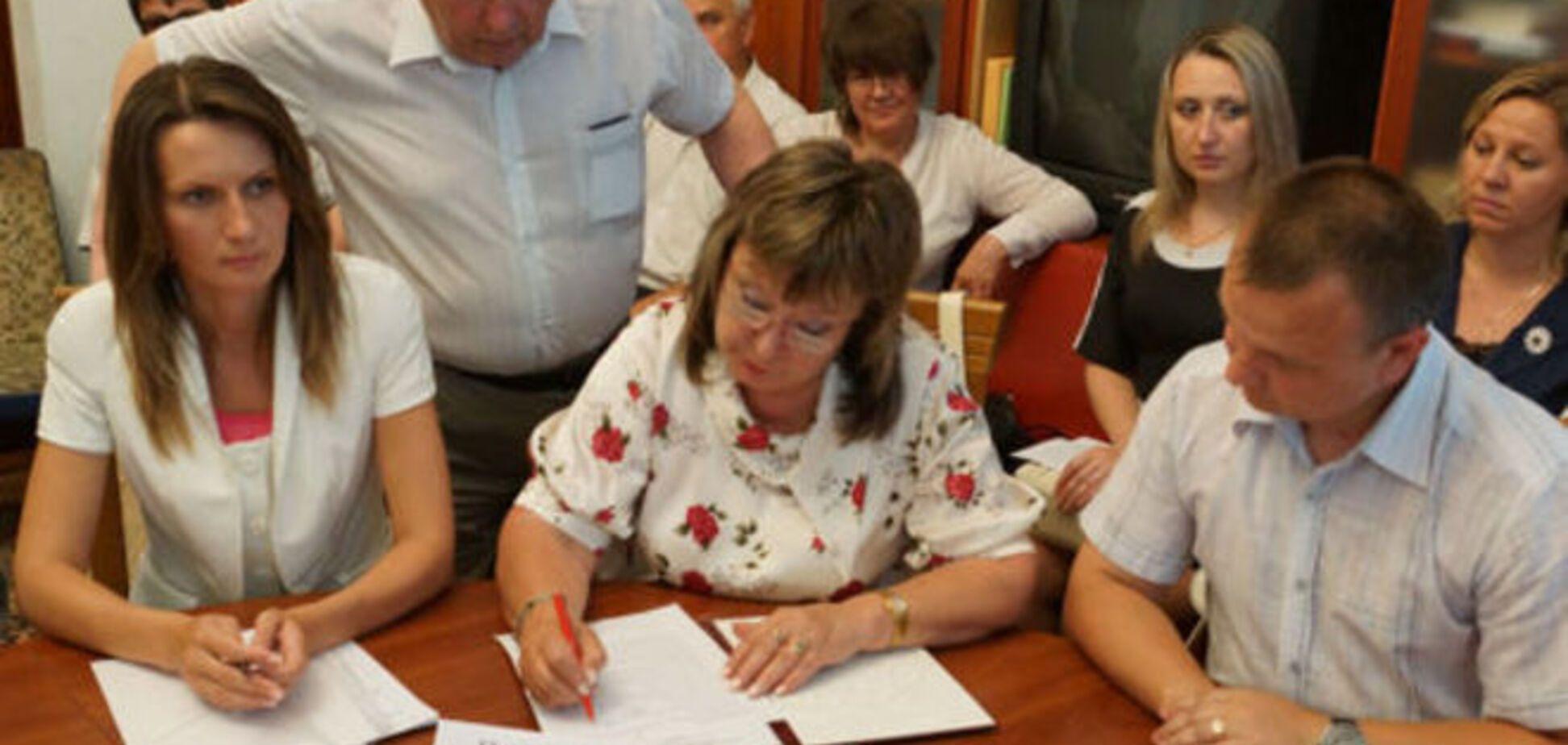 Симоненко заключил союз с Витренко