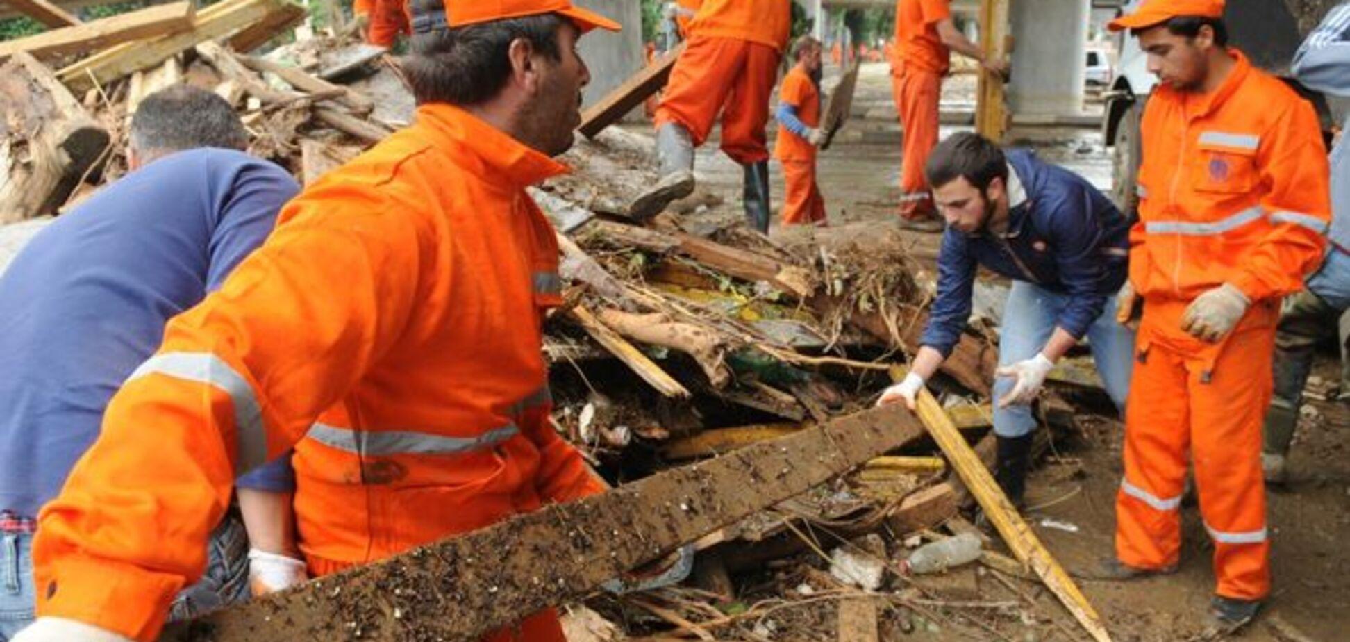 ЄС готується надати затопленій Грузії допомогу