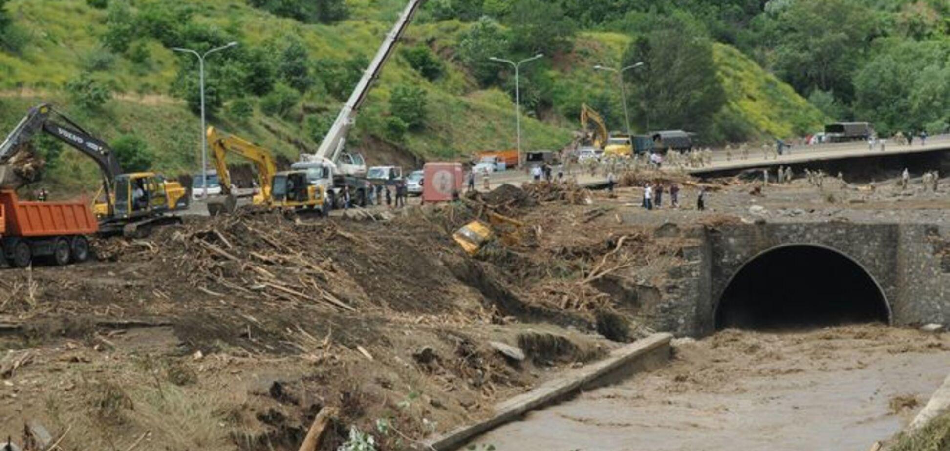 Наводнение в Тбилиси: в Грузии опасаются повторения трагедии